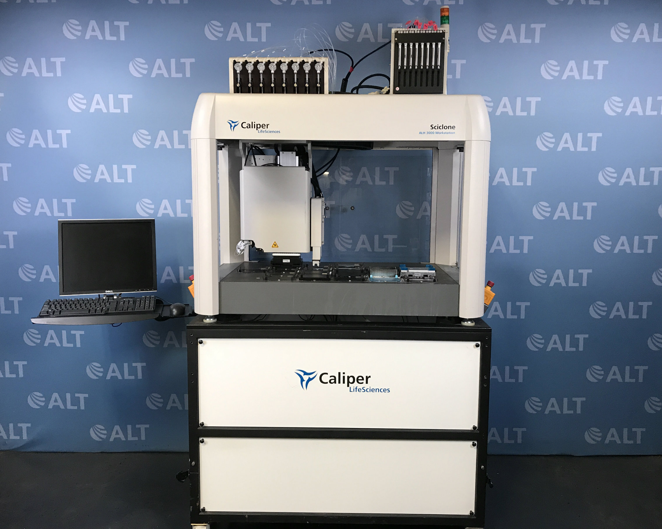 Caliper Life Sciences Sciclone ALH 3000 Workstation Image