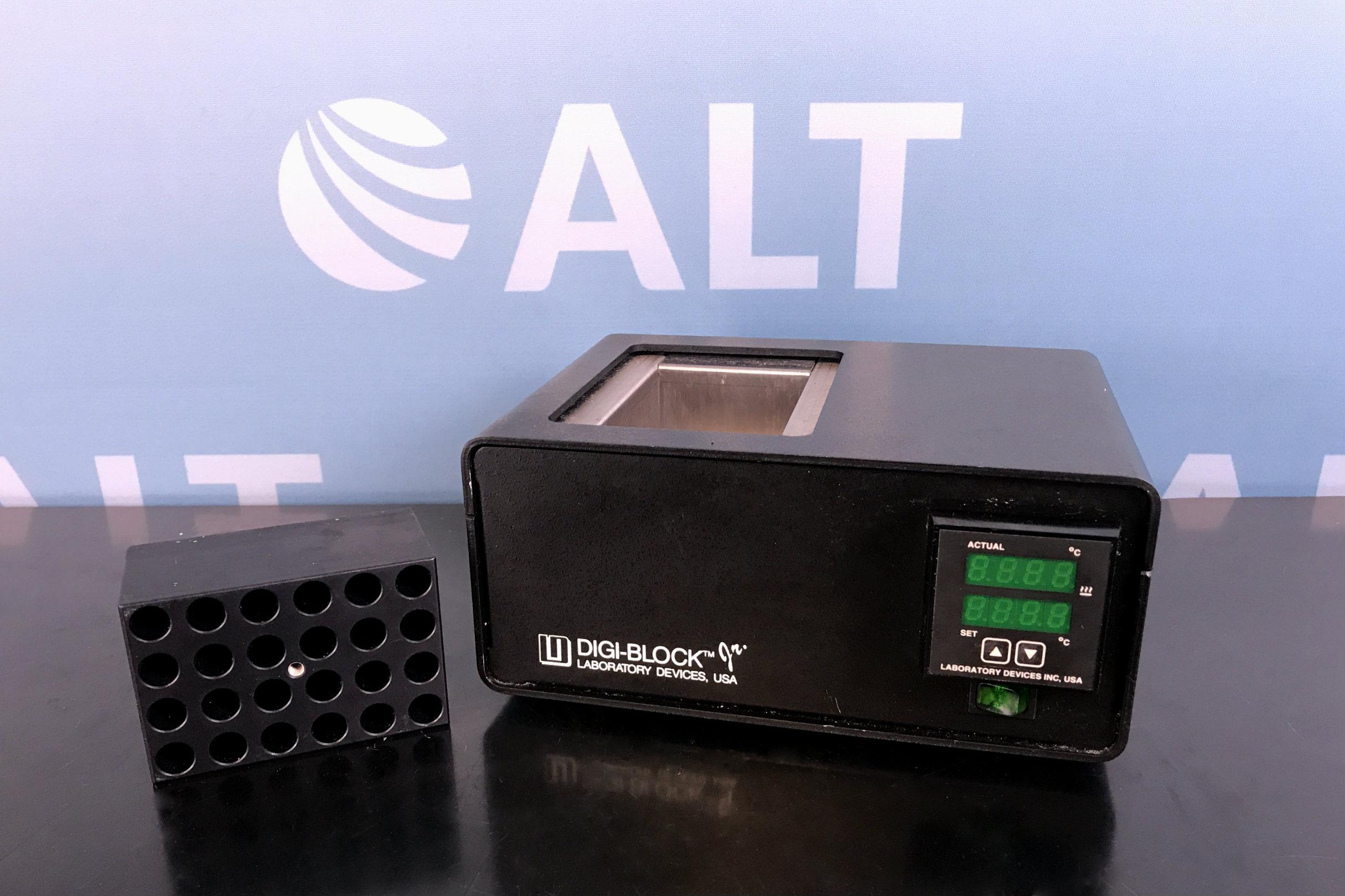 Laboratory Devices Digi-Block JR Heating Block Image