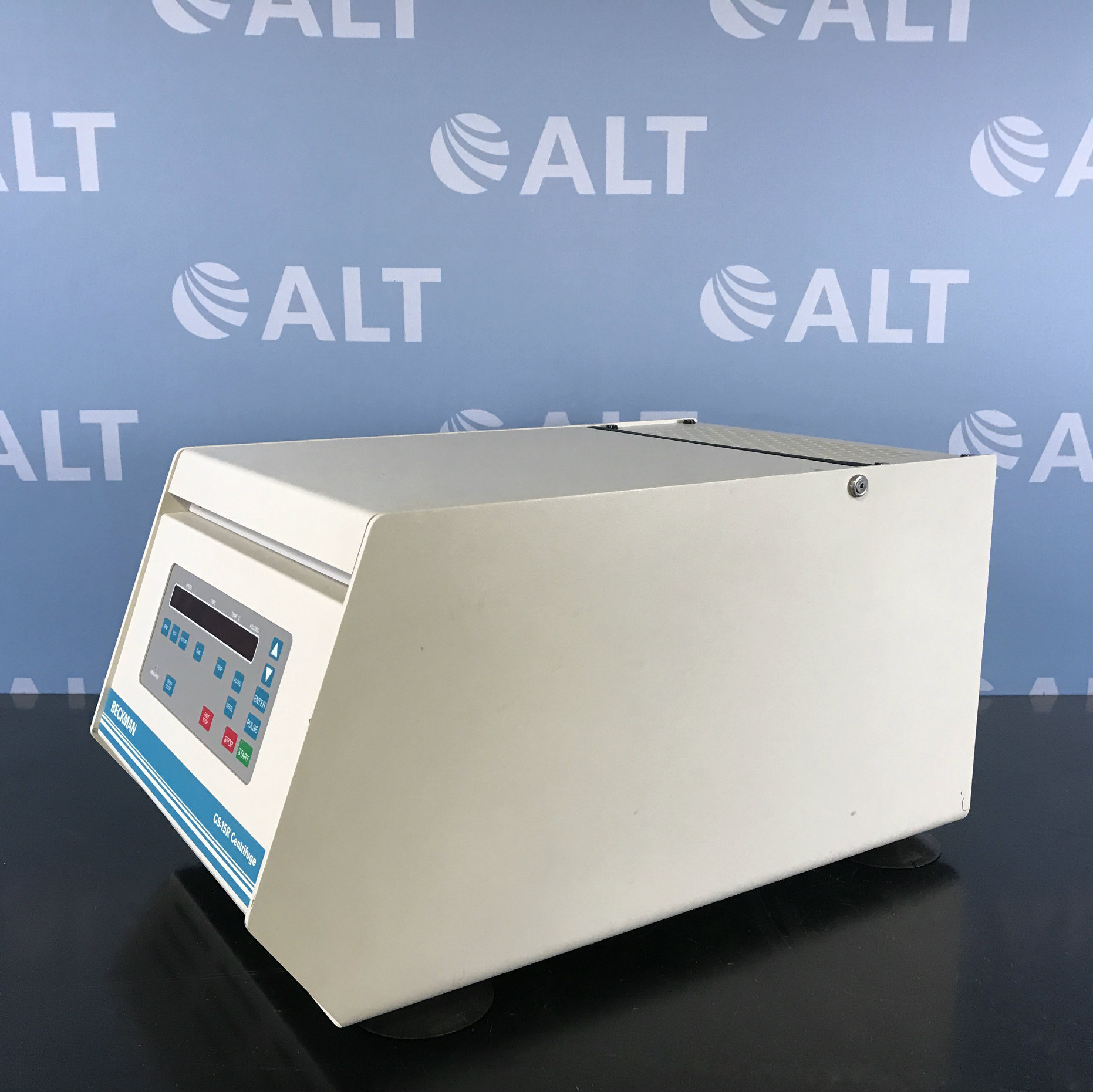 Refurbished Beckman Coulter Gs 15r Refrigerated Benchtop