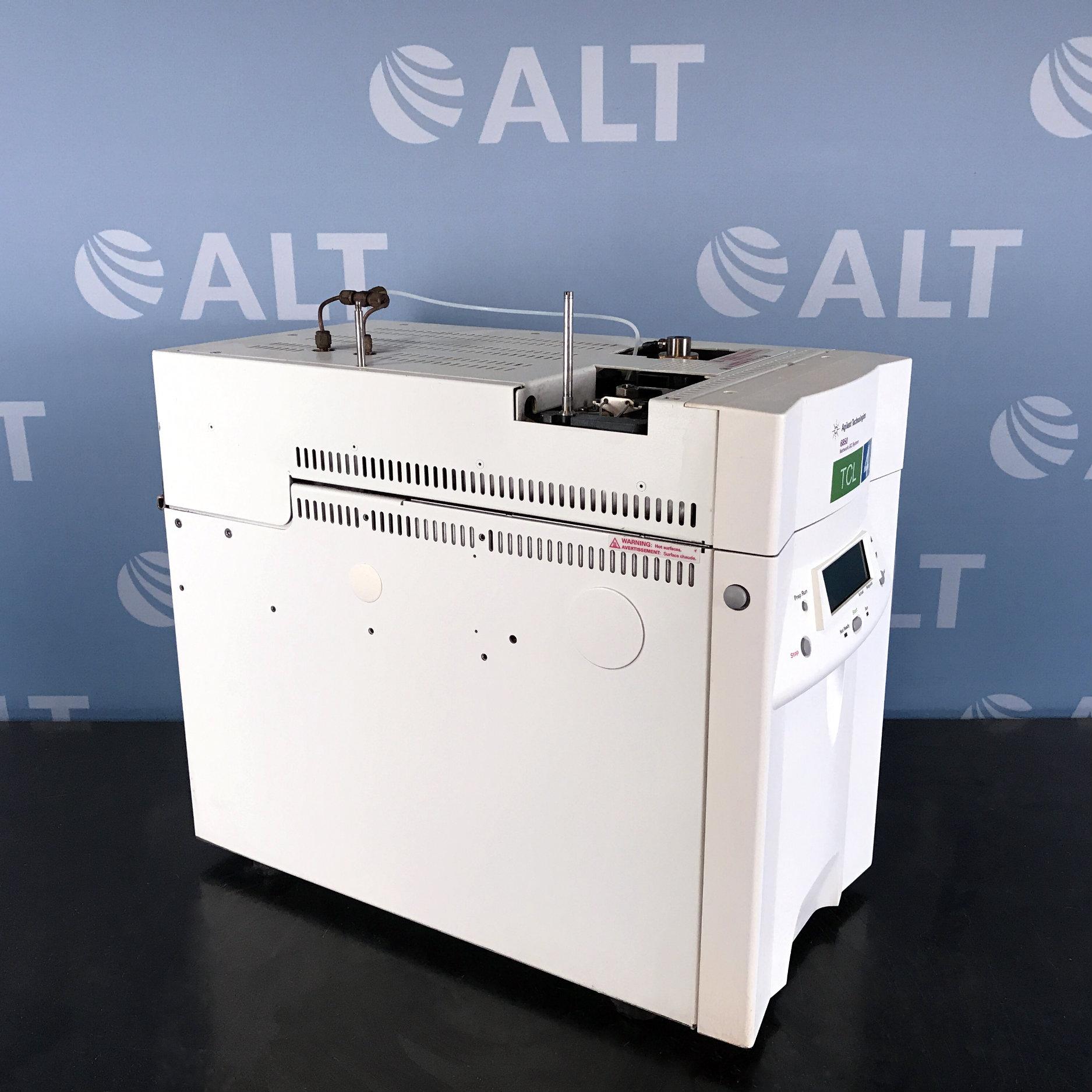 Refurbished Agilent Technologies 6850 Series Gc System