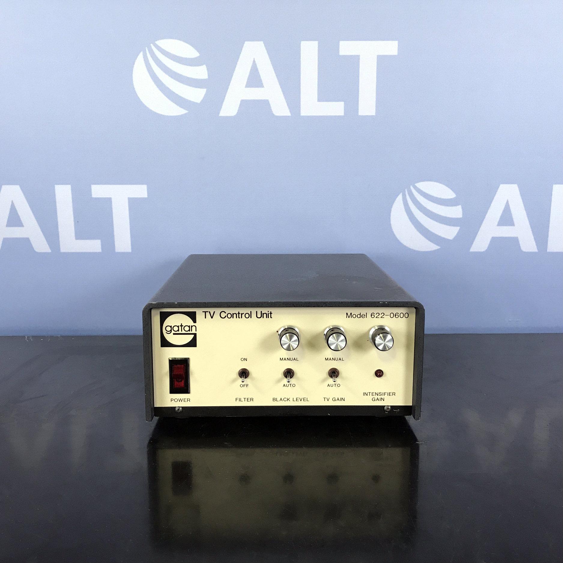 Gatan T.V. Control Unit Model 622-0600 Image