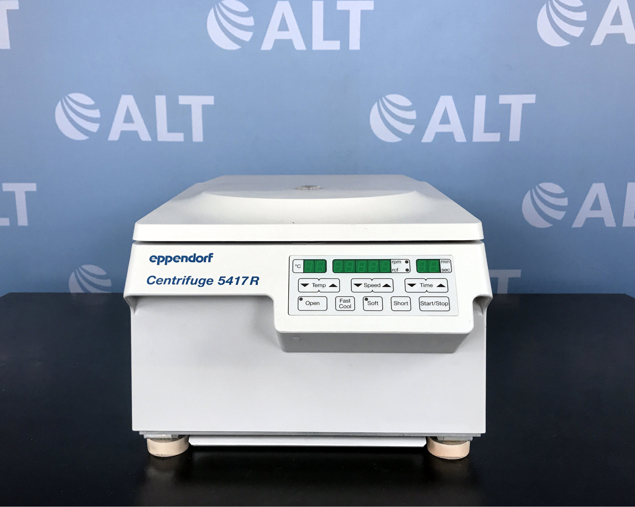 Eppendorf 5417R Refrigerated Benchtop Centrifuge Image