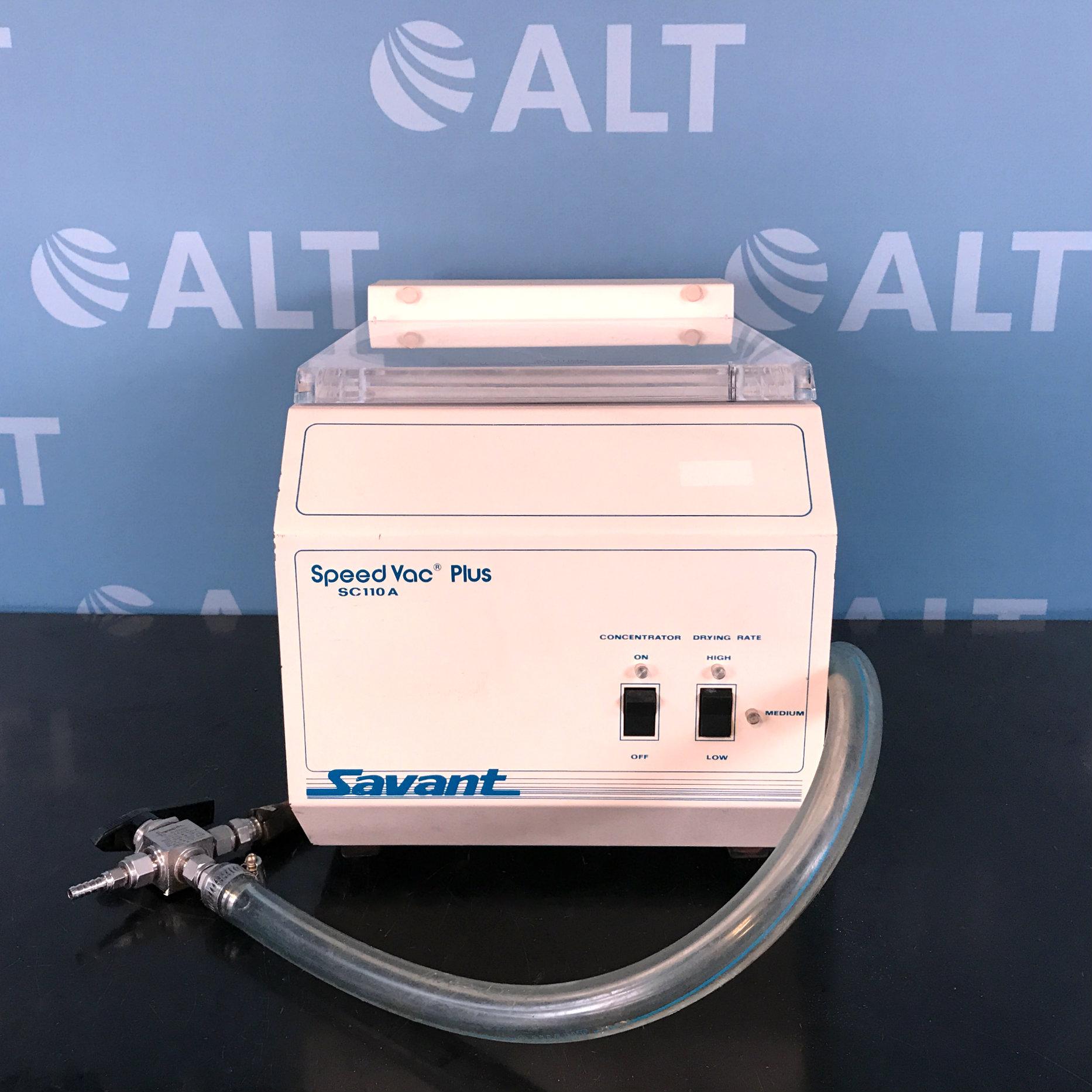 Savant SC110A-120 Speed Vac Plus Vacuum Concentrator Image