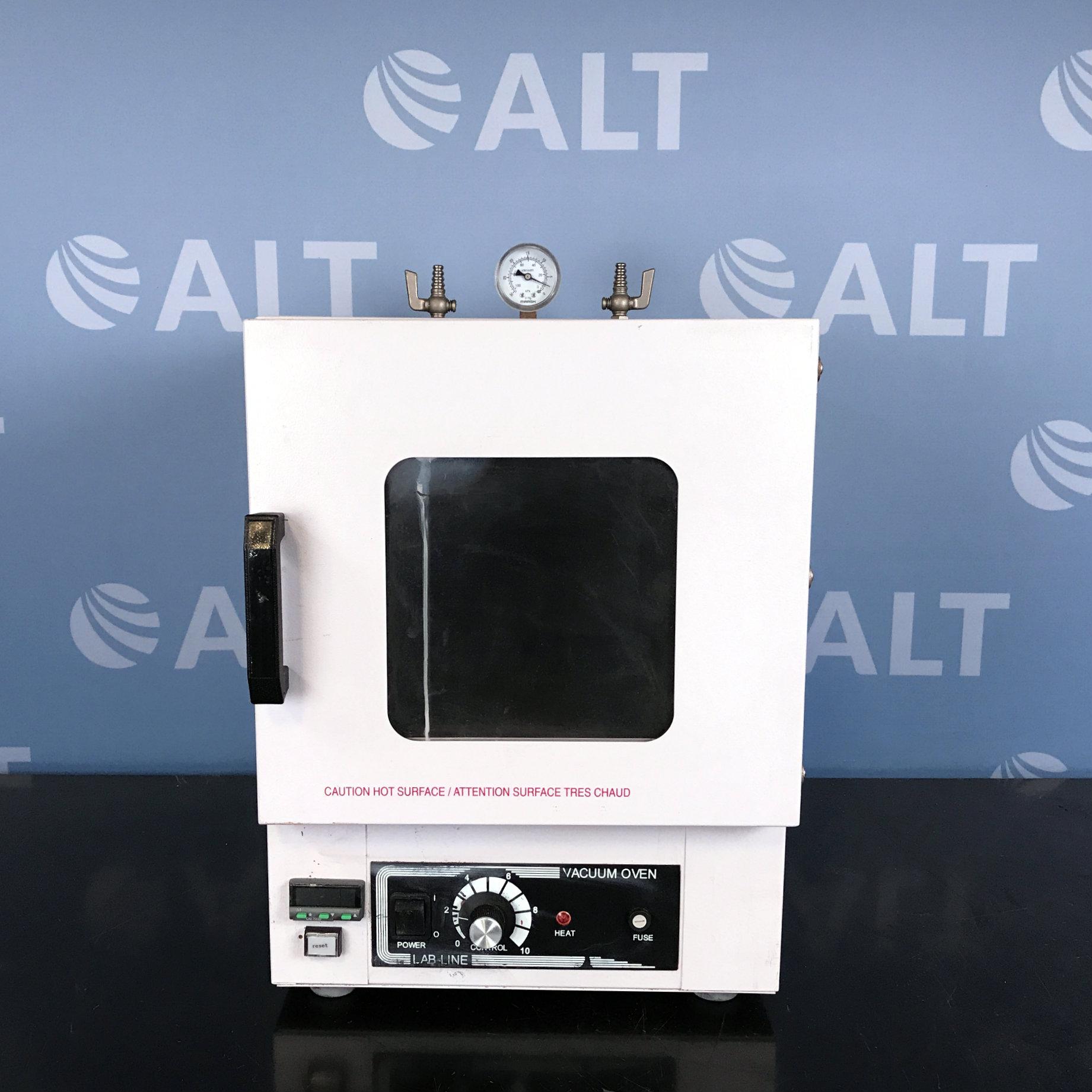 Lab-Line 3606 Vacuum Oven Image