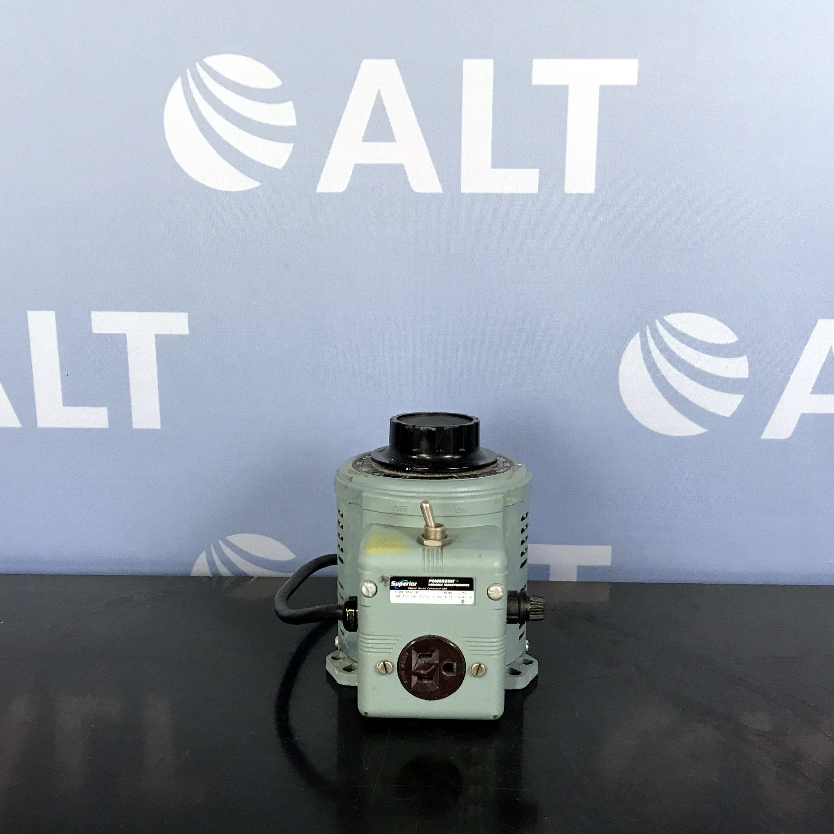 Superior Electric Type 3PN116C Powerstat Variable Transformer Image