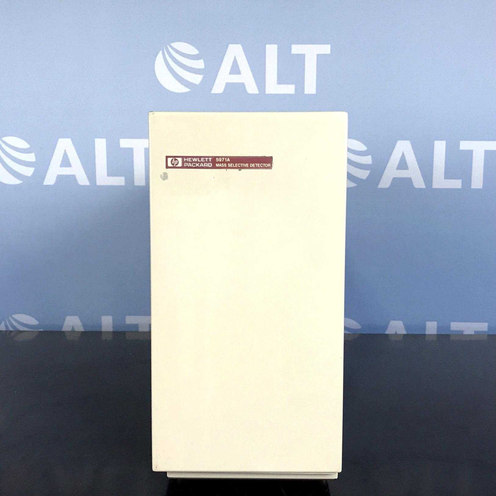 Hewlett Packard 5971A Series Mass Selective Detector Image
