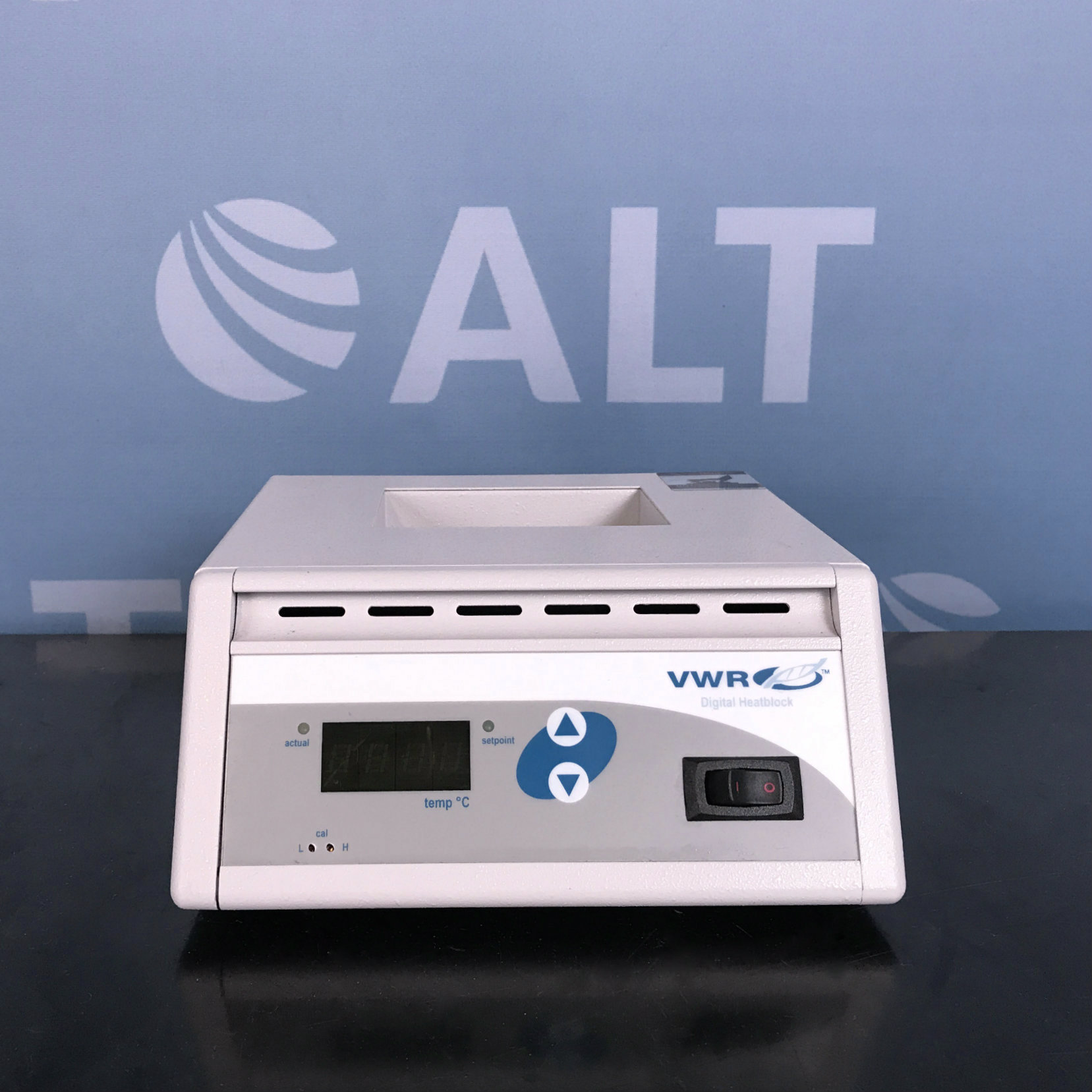 VWR Digital Heatblock CAT No. 13259-050 P/N 949035 Image