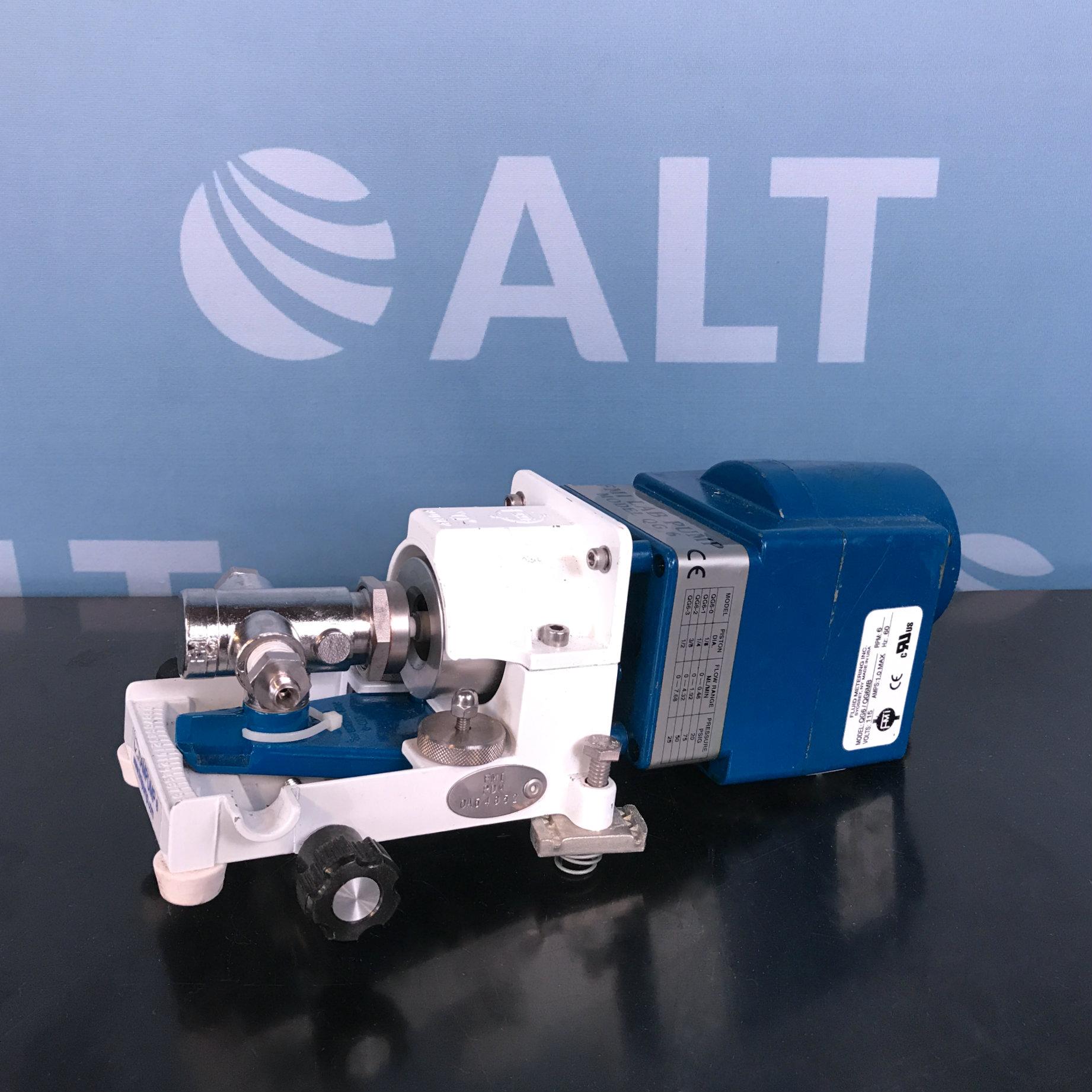 FMI Lab Pump Model QG6 Image