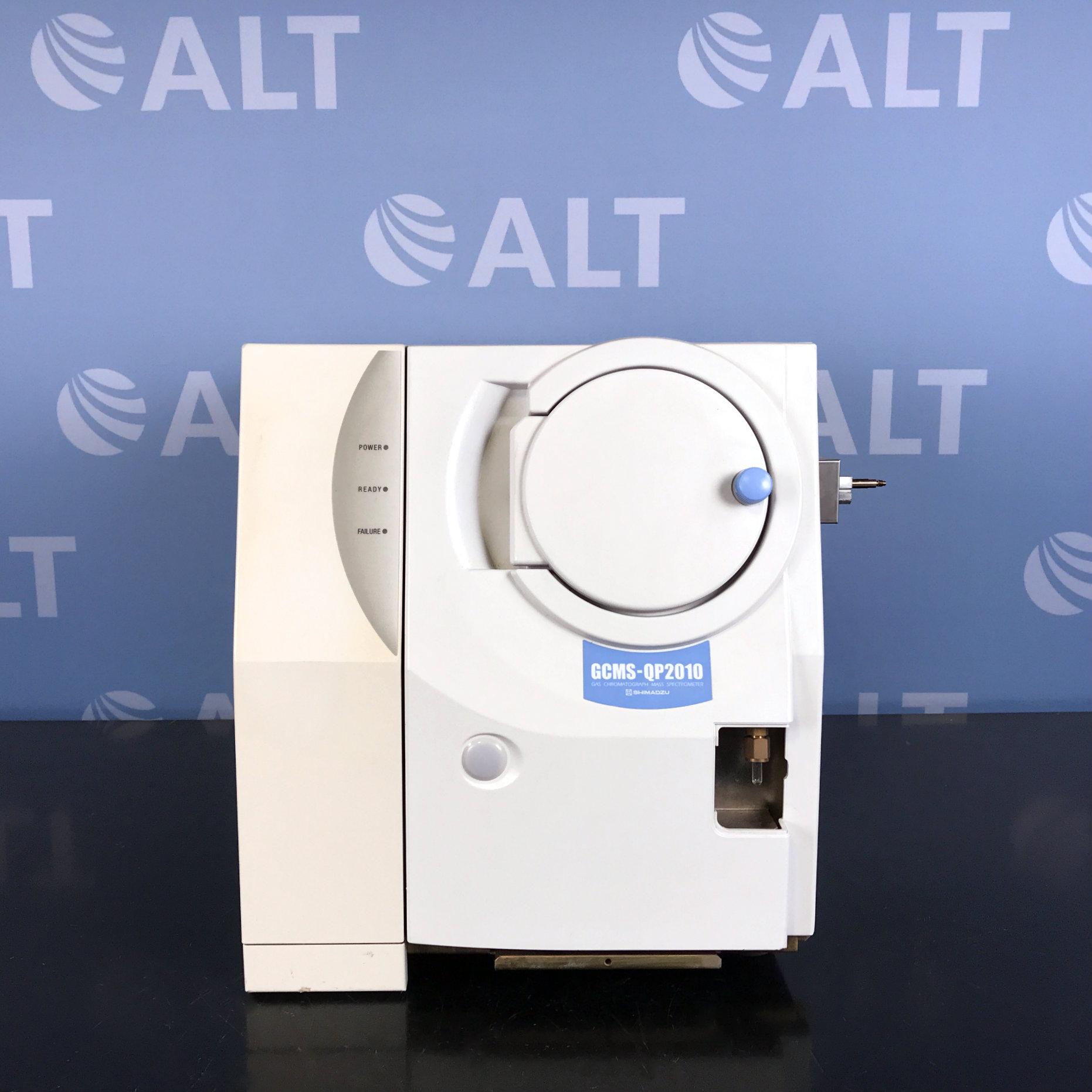 Shimadzu GCMS-QP2010 Gas Chromatograph Mass Spectrometer Image