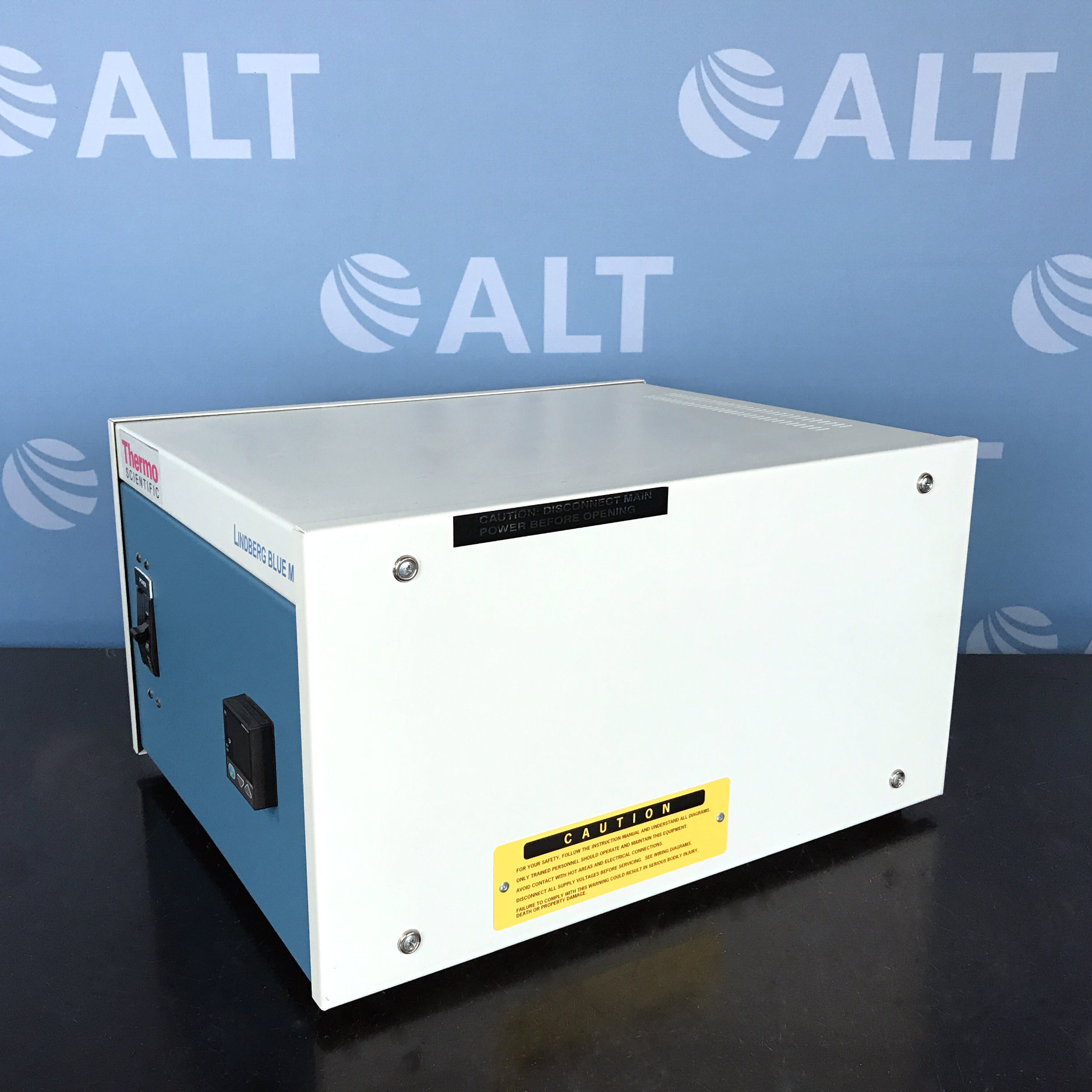 ... Thermo Scientific Lindberg/Blue M 1200C Split-Hinge Tube Furnace Model  HTF55122A with Control ...