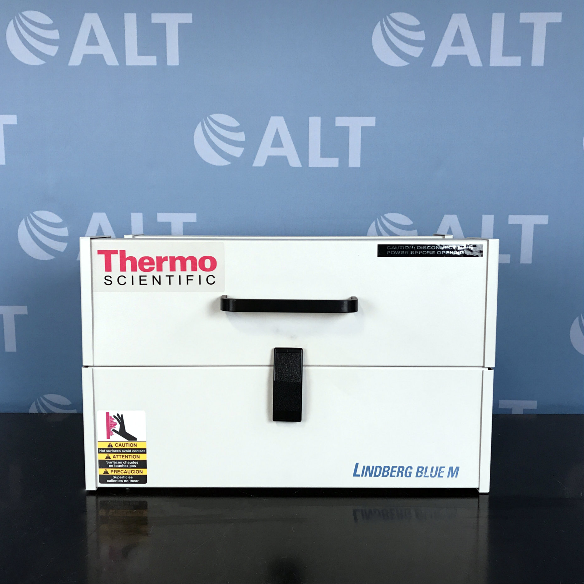 Refurbished Thermo Scientific Lindberg/Blue M 1200C Split-Hinge Tube
