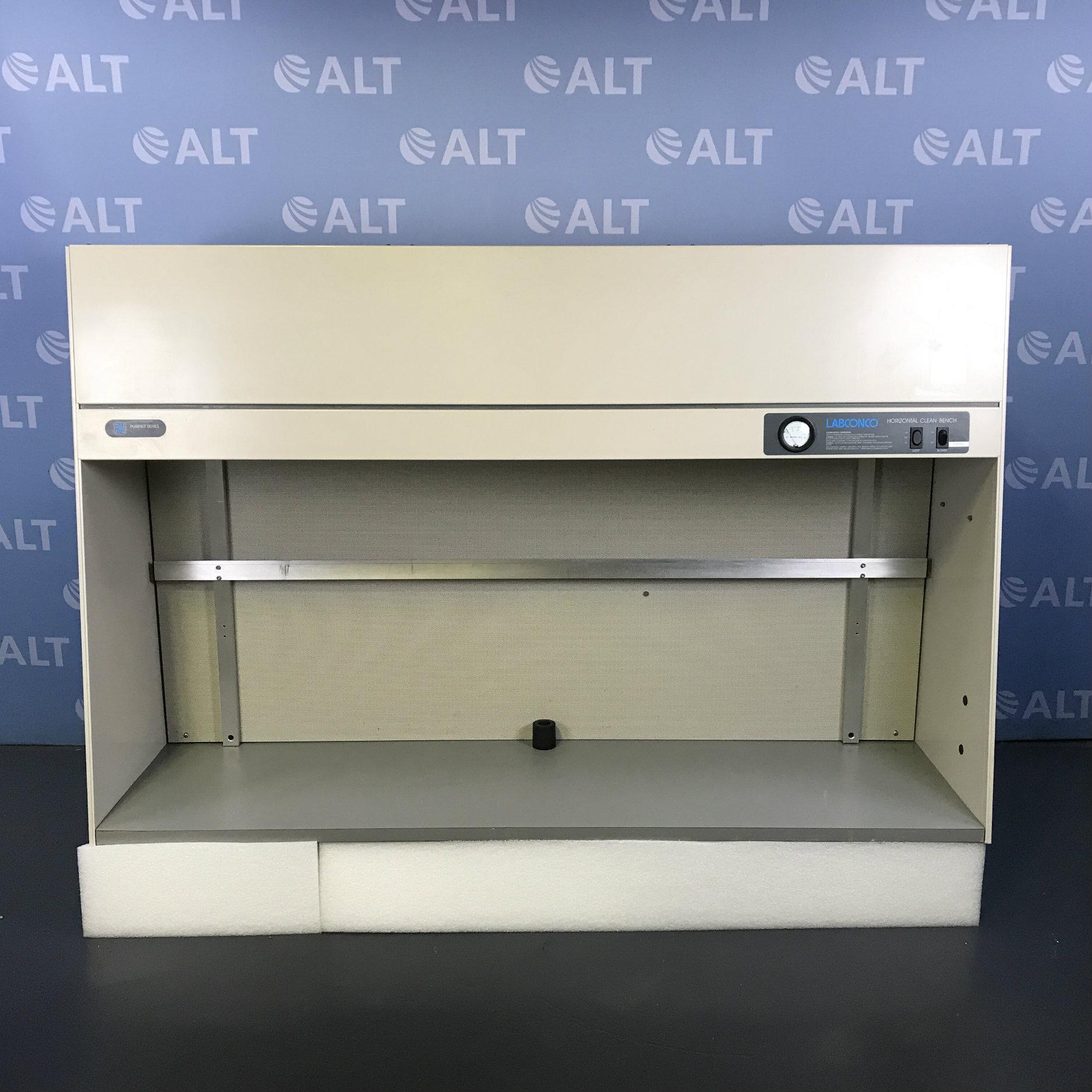 Labconco 3610000 6' Purifier Horizontal Clean Bench Image