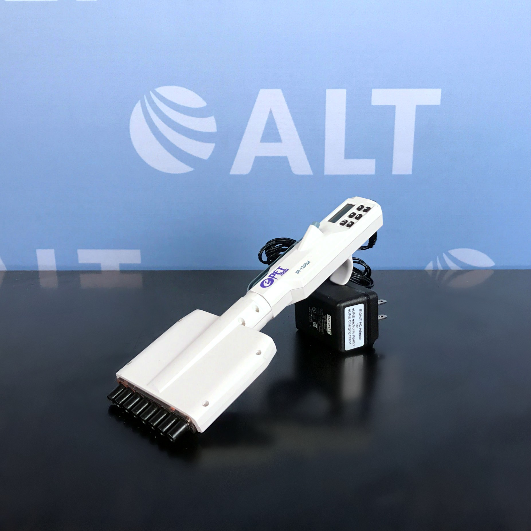 BioHit ePet 8 Channel Electronic Pipette 50-1200uL Image