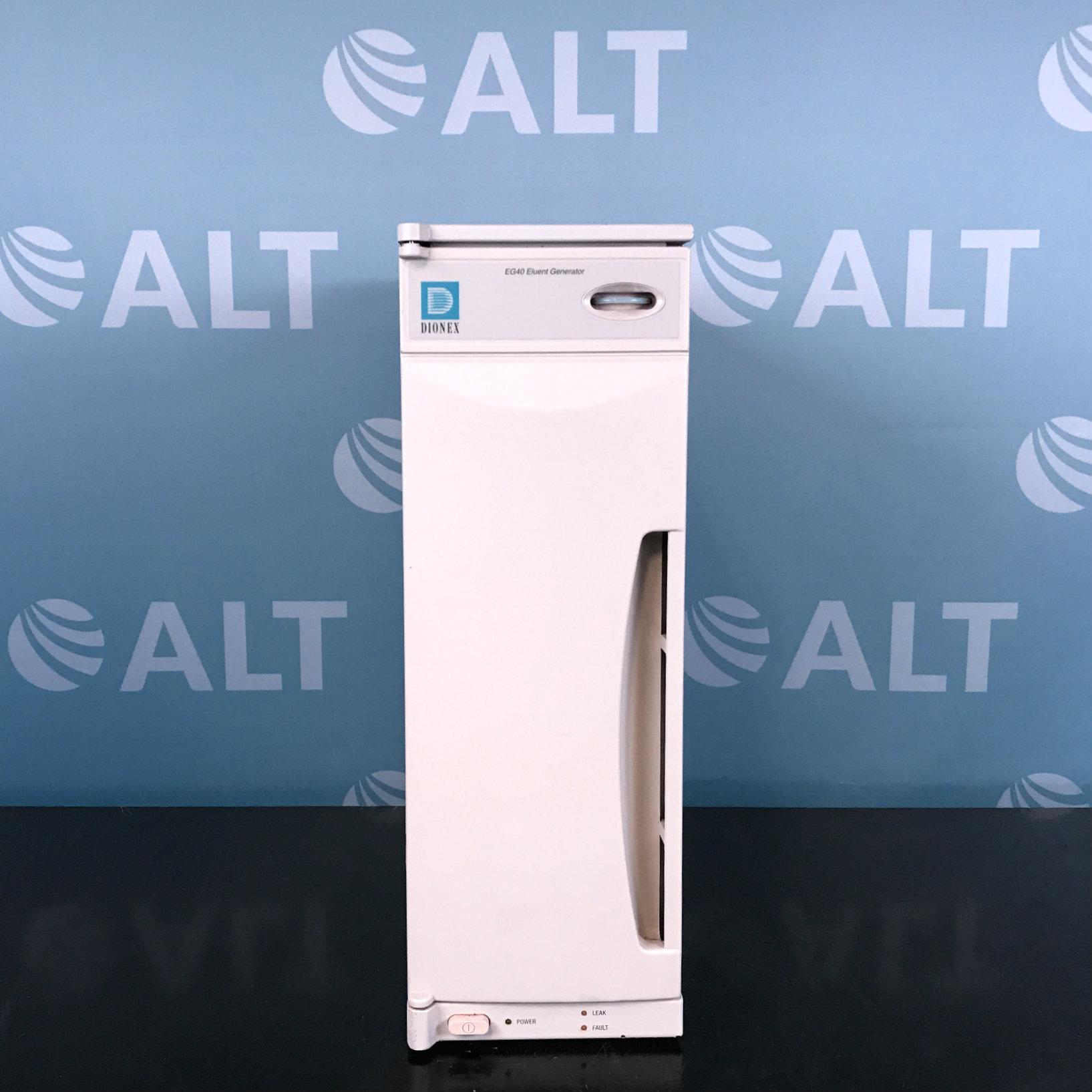 Dionex EG40 Eluent Generator Image