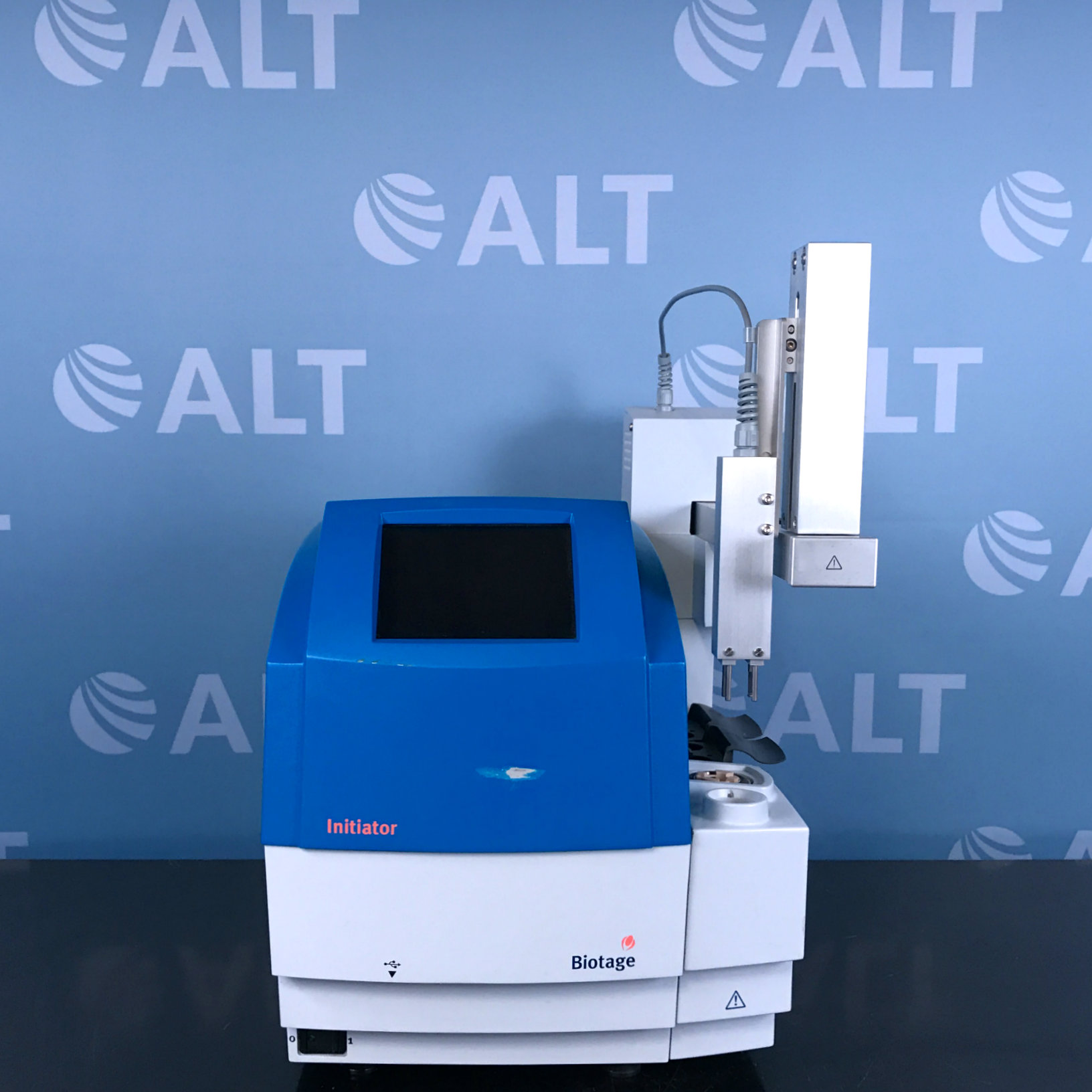 Biotage Initiator EXP US Microwave Reactor Synthesis System w Robot Eight Image