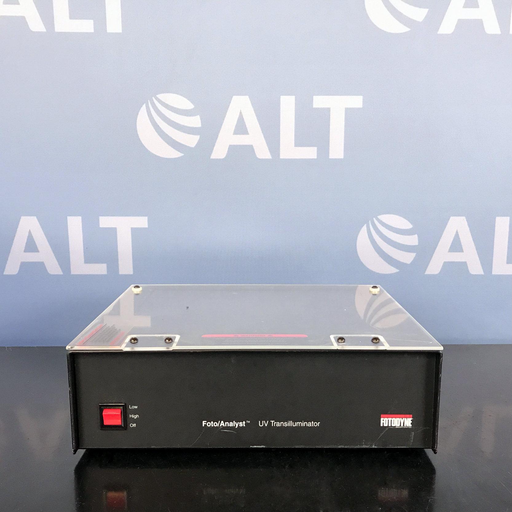 Fotodyne UV Transilluminator Image