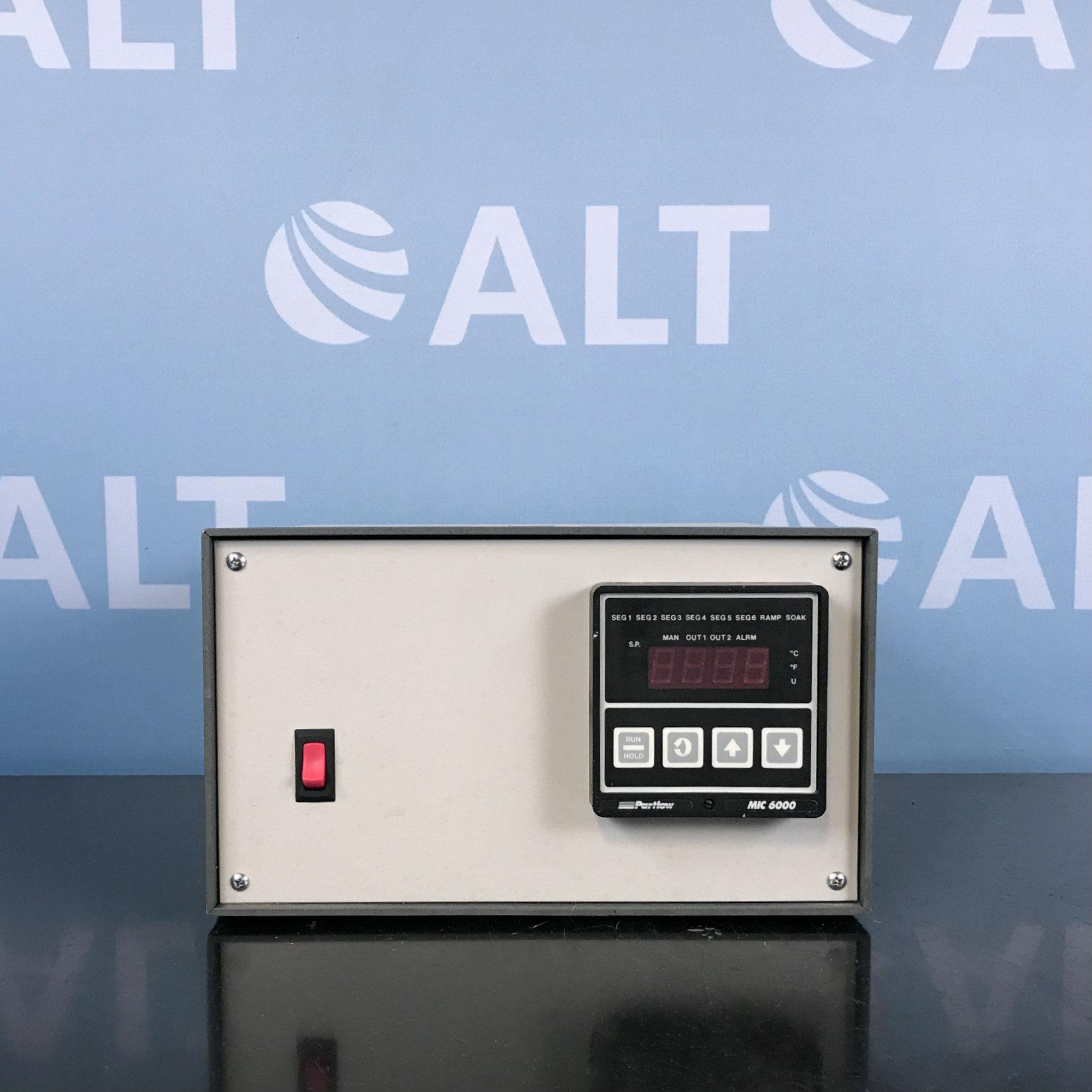 Partlow MIC-6000 Profile Temperature Process Controller Image