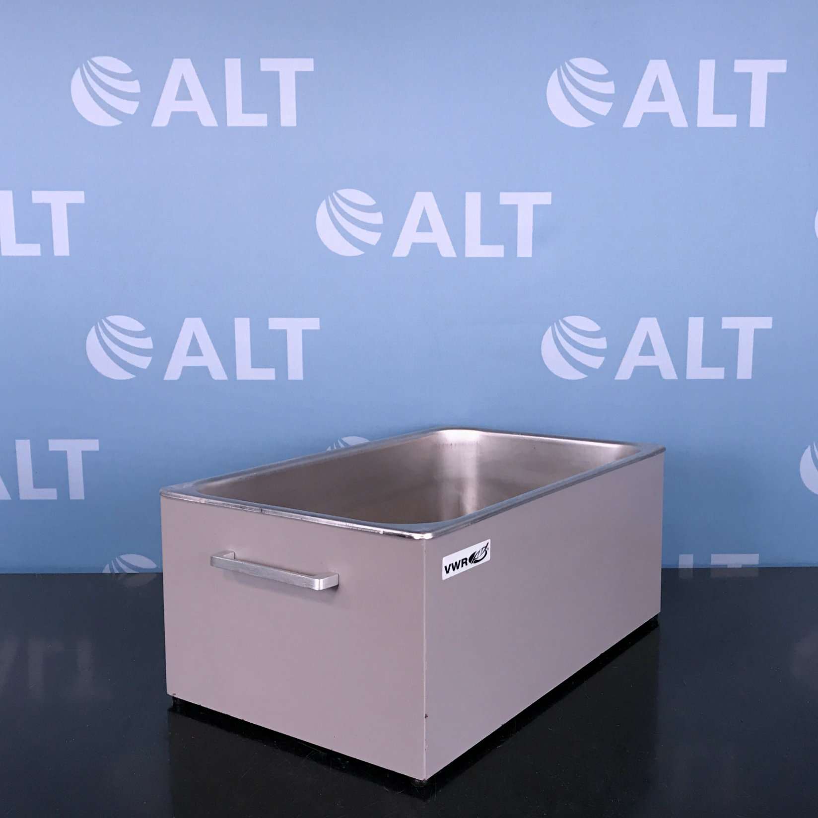 VWR Stainless Steel Open Bath CAT No. 13270-877 Image