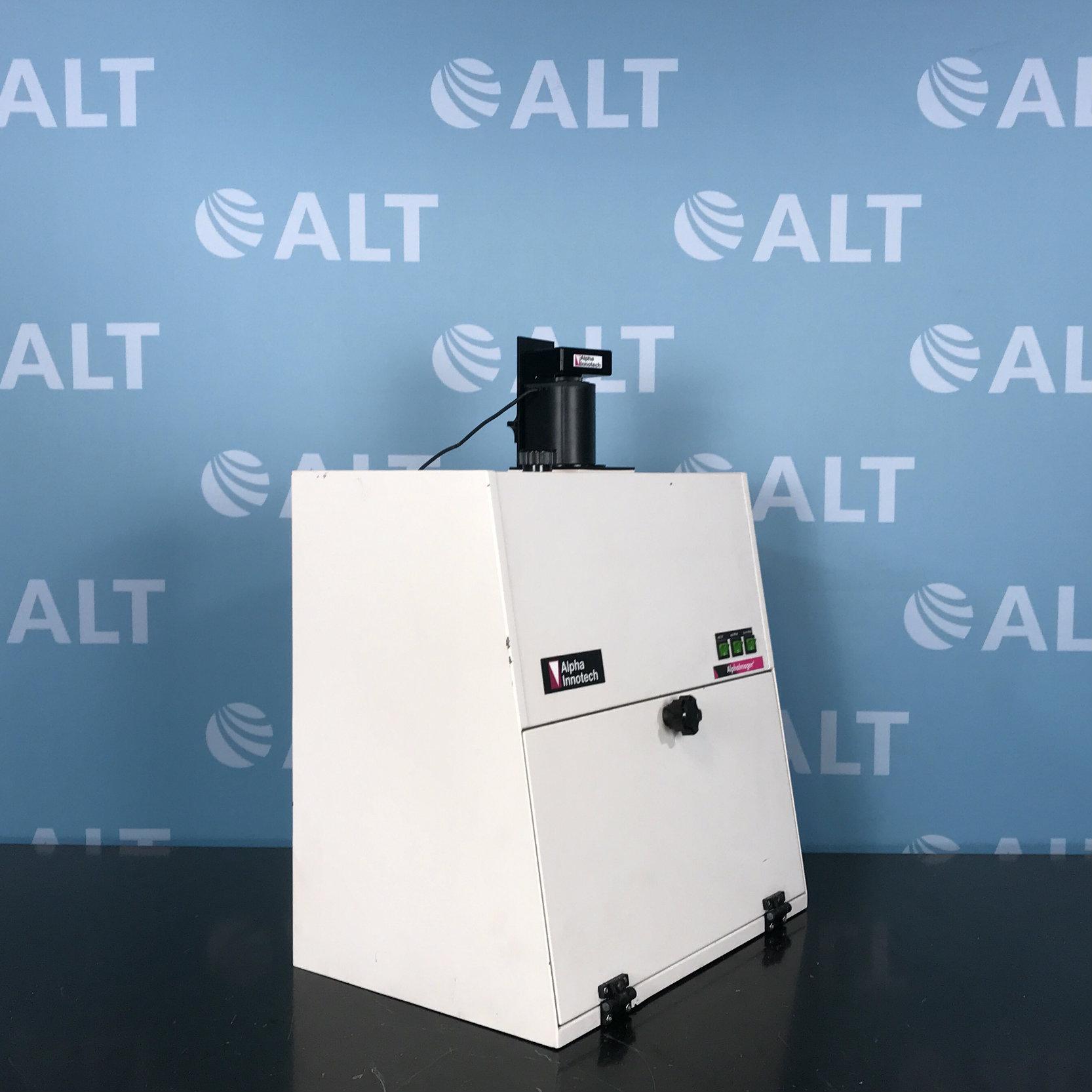 Refurbished Alpha Innotech Alphaimager Imaging System