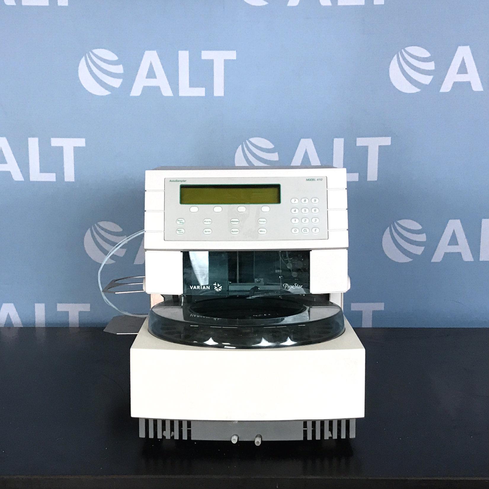 Varian ProStar 410 HPLC Autosampler Image
