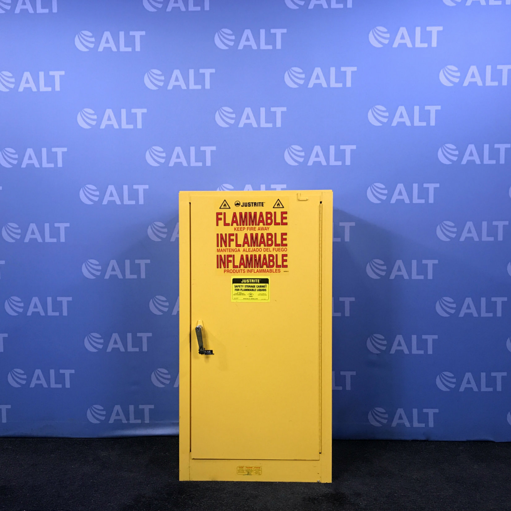 Justrite 25317 Flammable Liquid Storage Cabinet 15 Gal Image