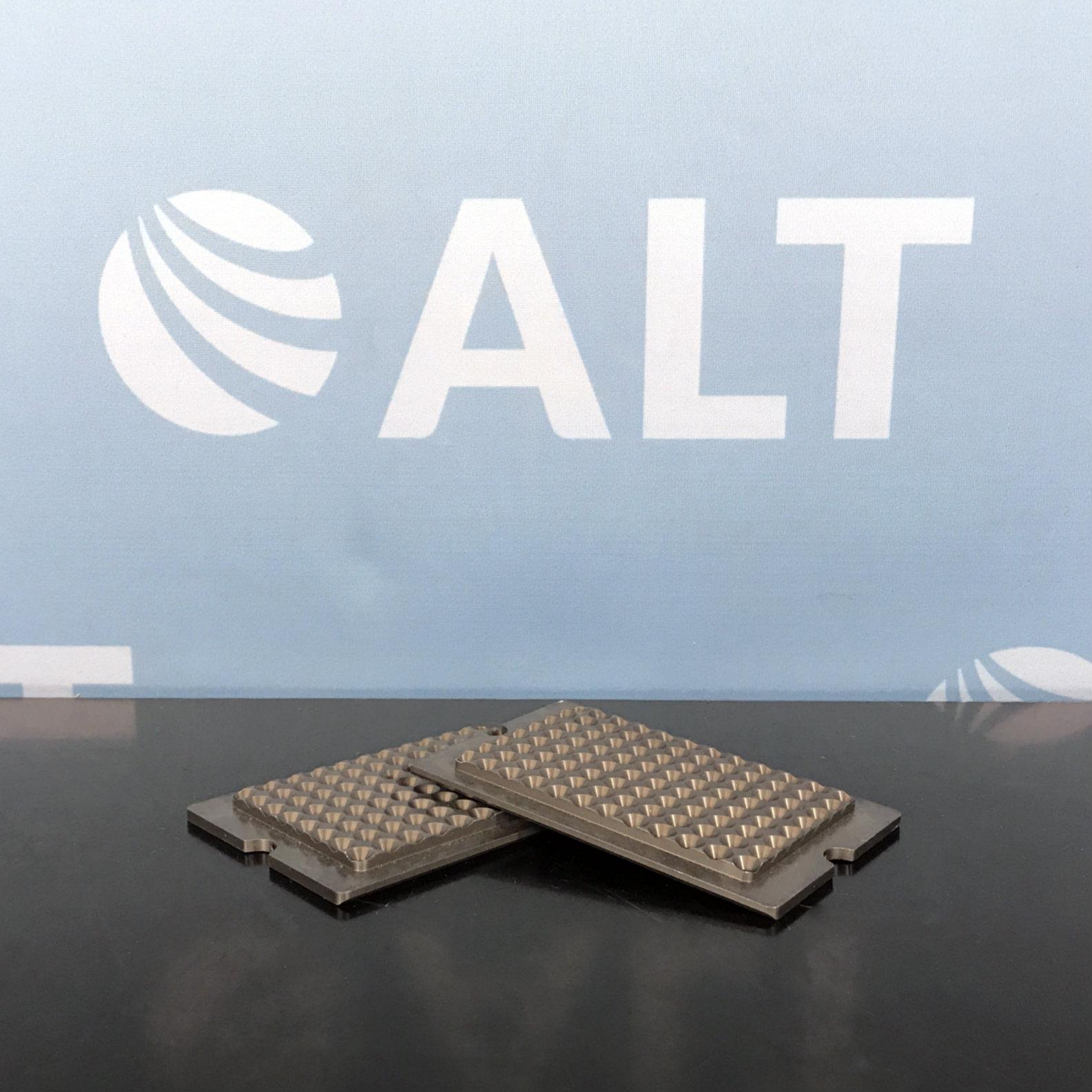 SP Scientific Genevac Microplate Heat Transfer Plate P/N 70-087 (Set of 2) Image