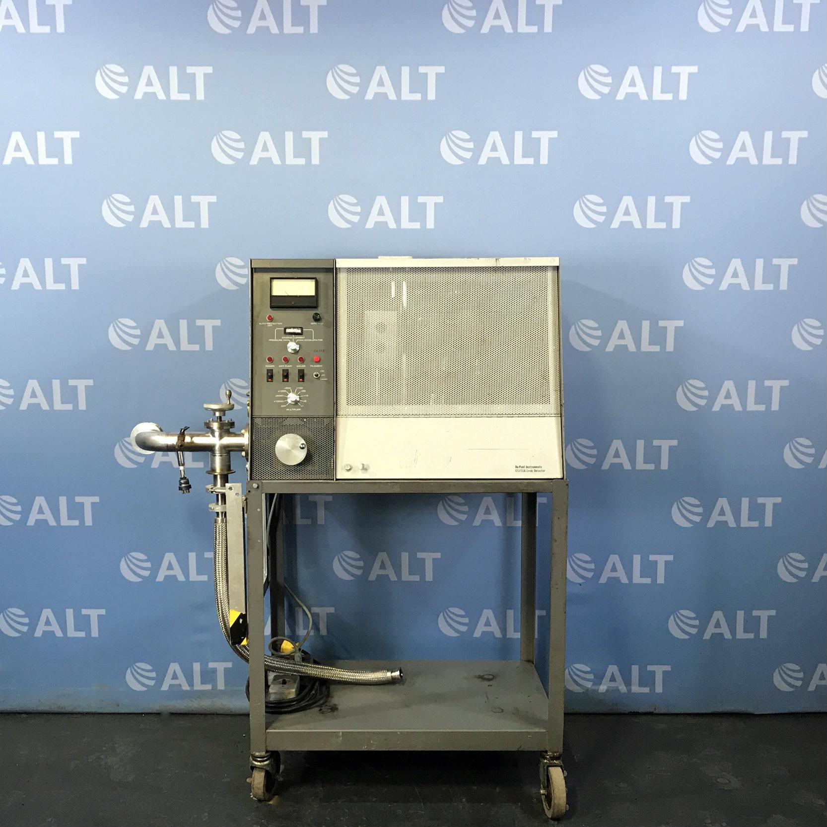 Dupont 120 SSA Leak Detector Image