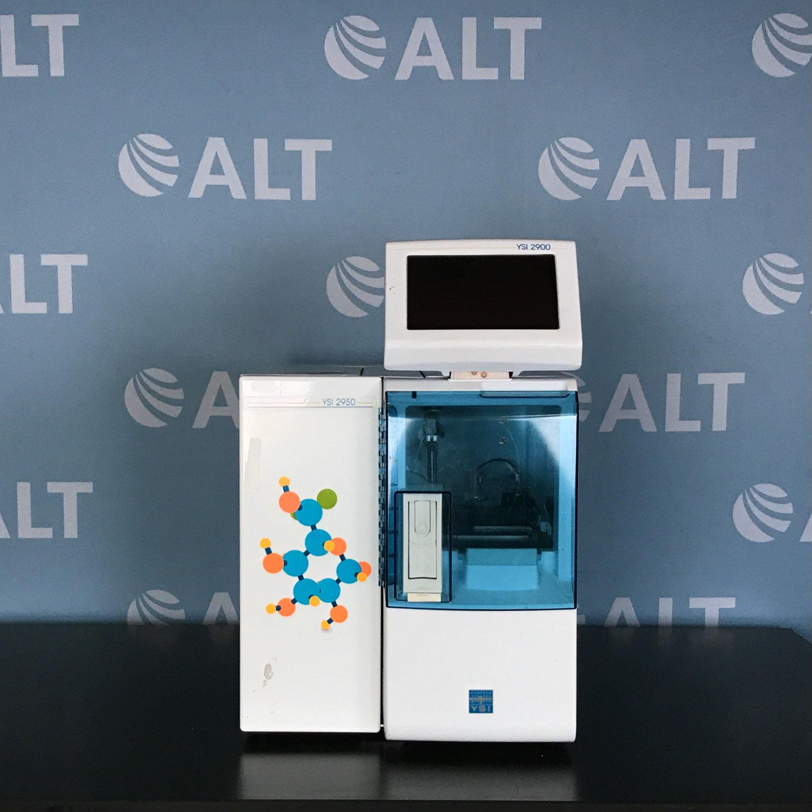 YSI 2950D-2 Biochemistry Analyzer Image