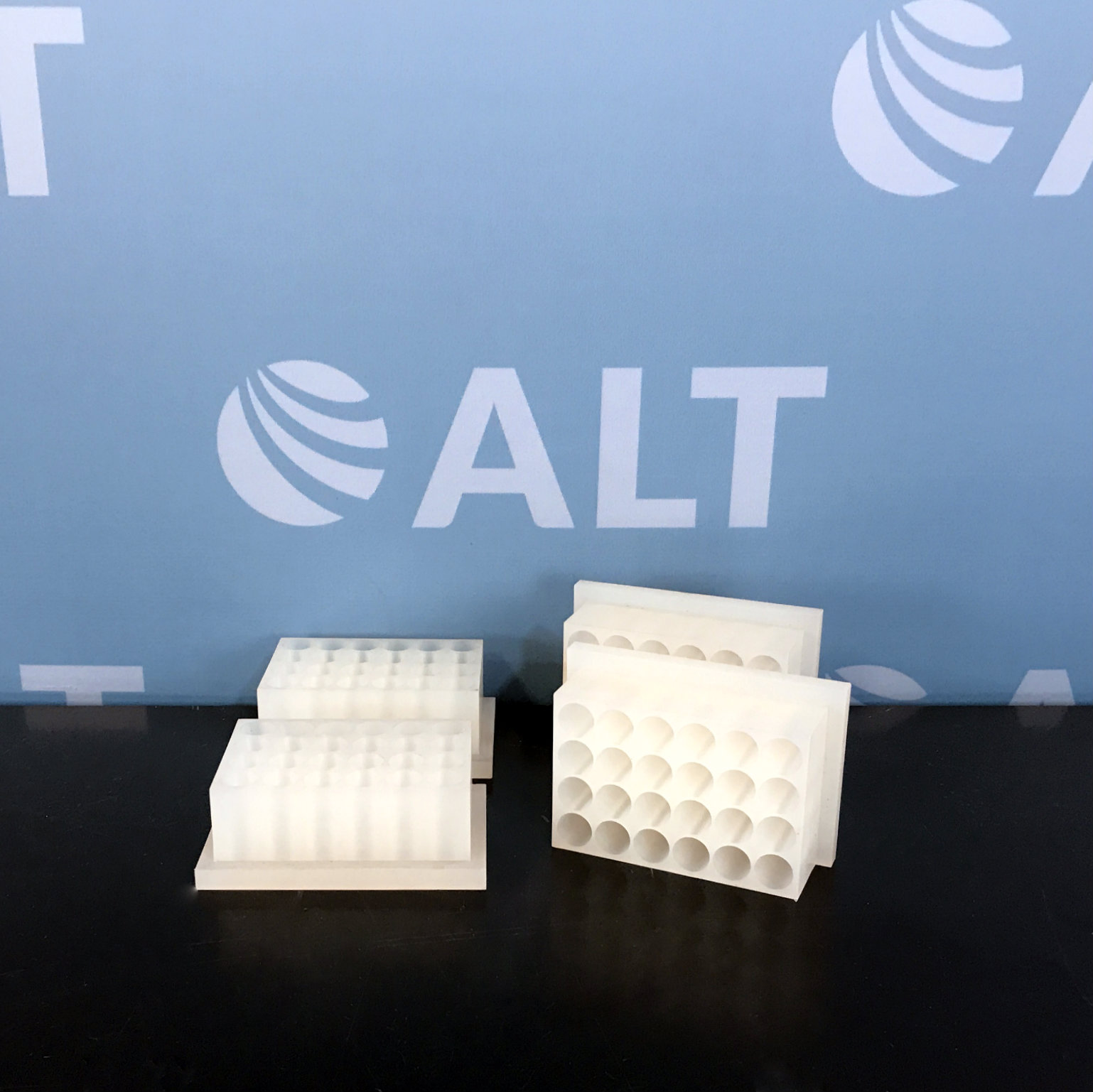 Thermo / Savant RBA24-16-100 Polypropylene Rotor Blocks Image