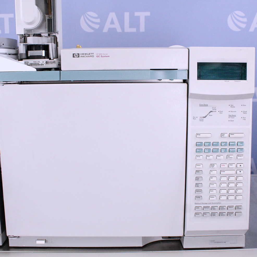 Agilent Factory Refurbished 6890N Gas Chromatograph Image