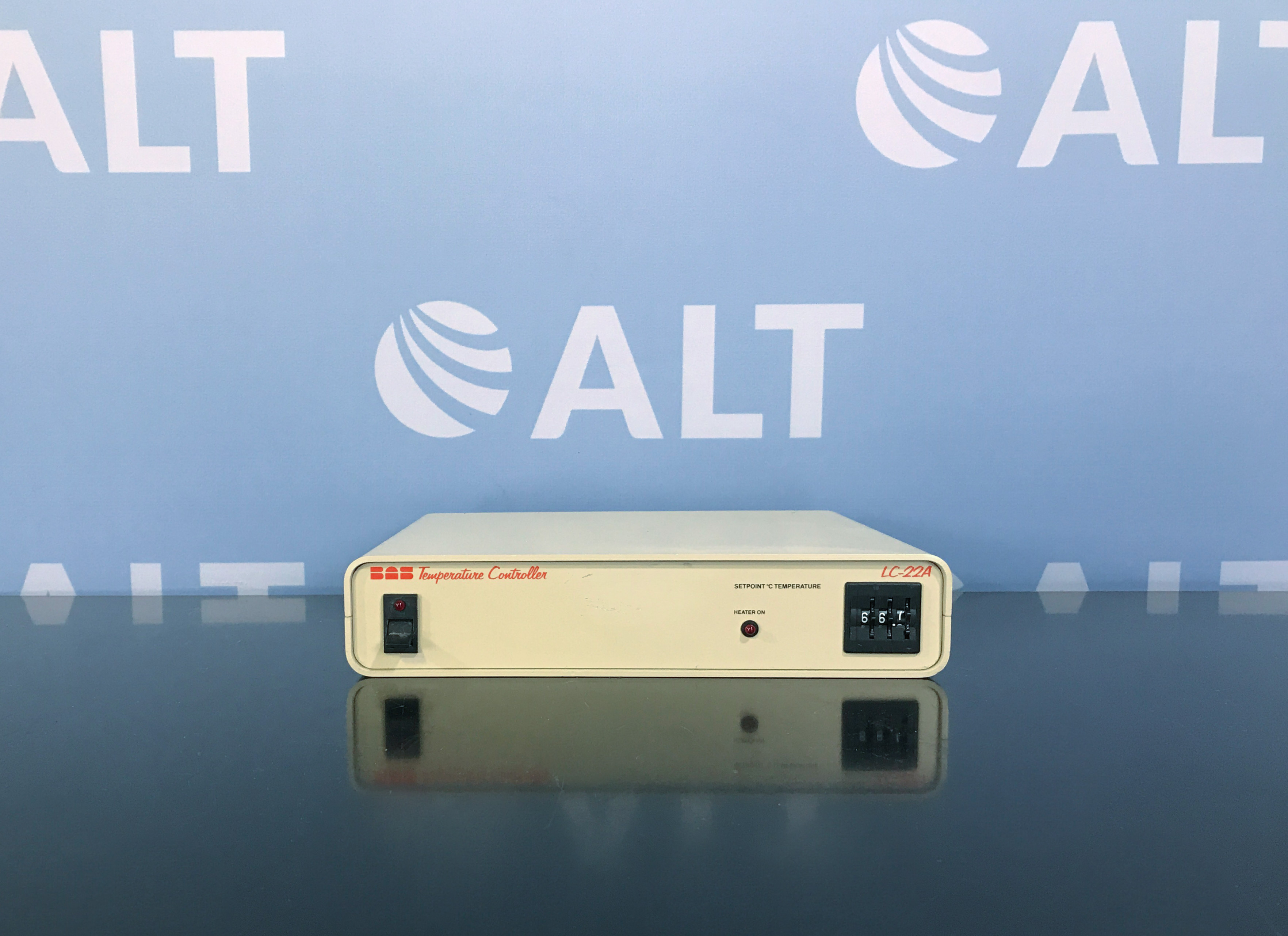 Bioanalytical Systems Inc. LC-22A Temperature Controller  Image