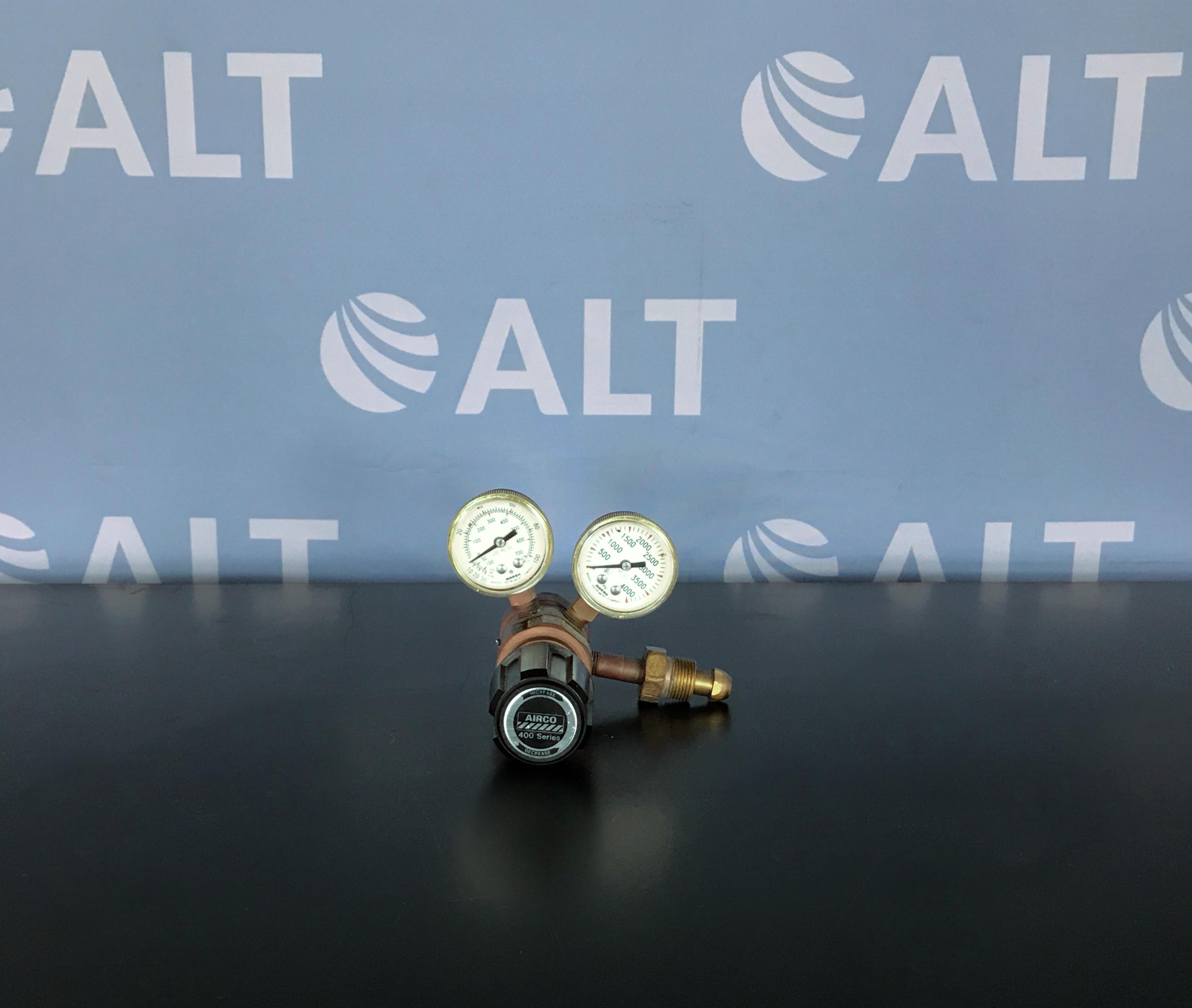 Airco Series 400 Gas Regulator Image