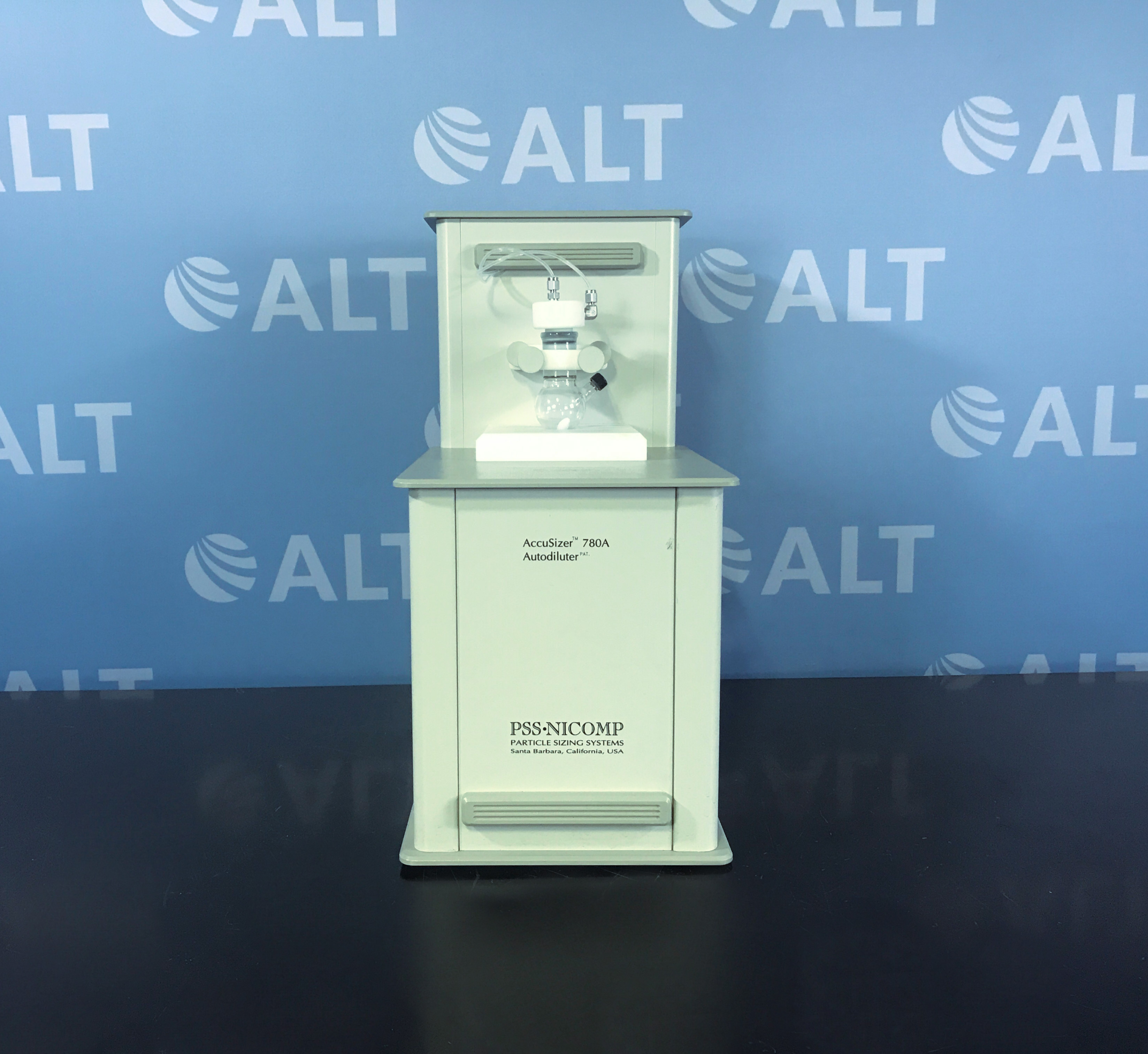 Pss Nicomp Accusizer 780A Autodiluter Partical Sizing System Image
