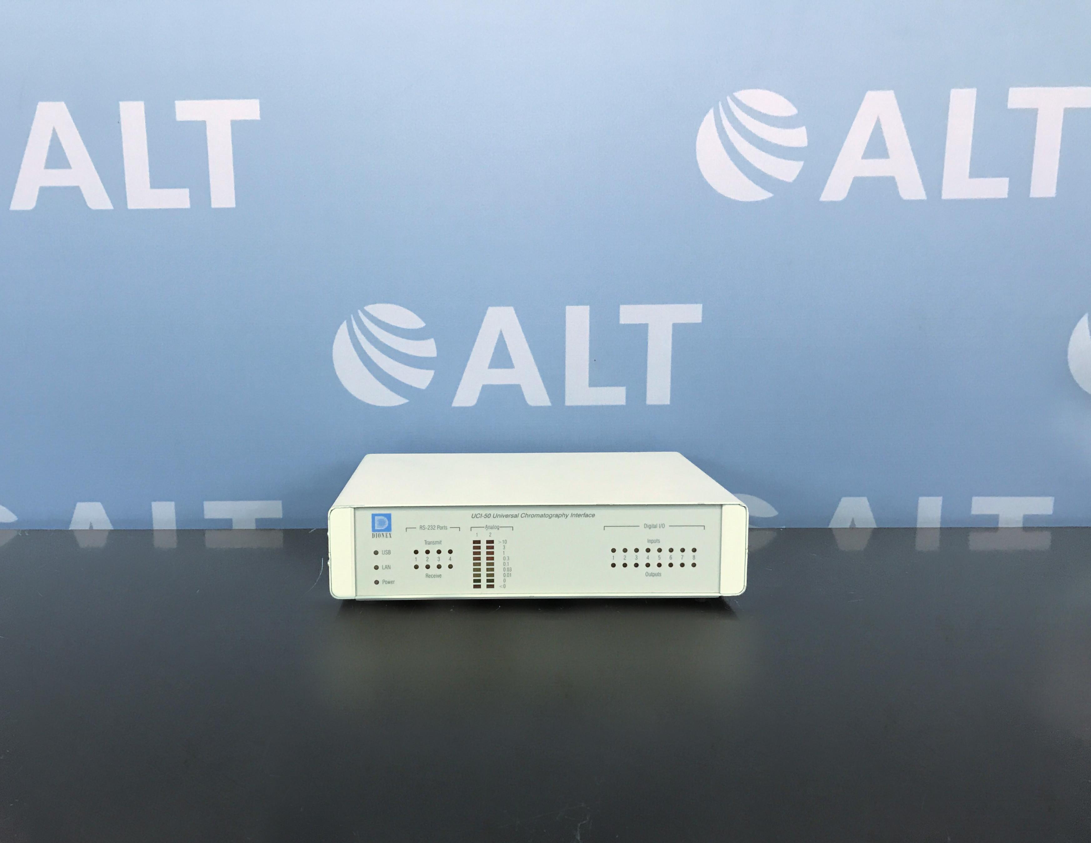 Dionex UCI-50 Universal Chromatography Interface Image