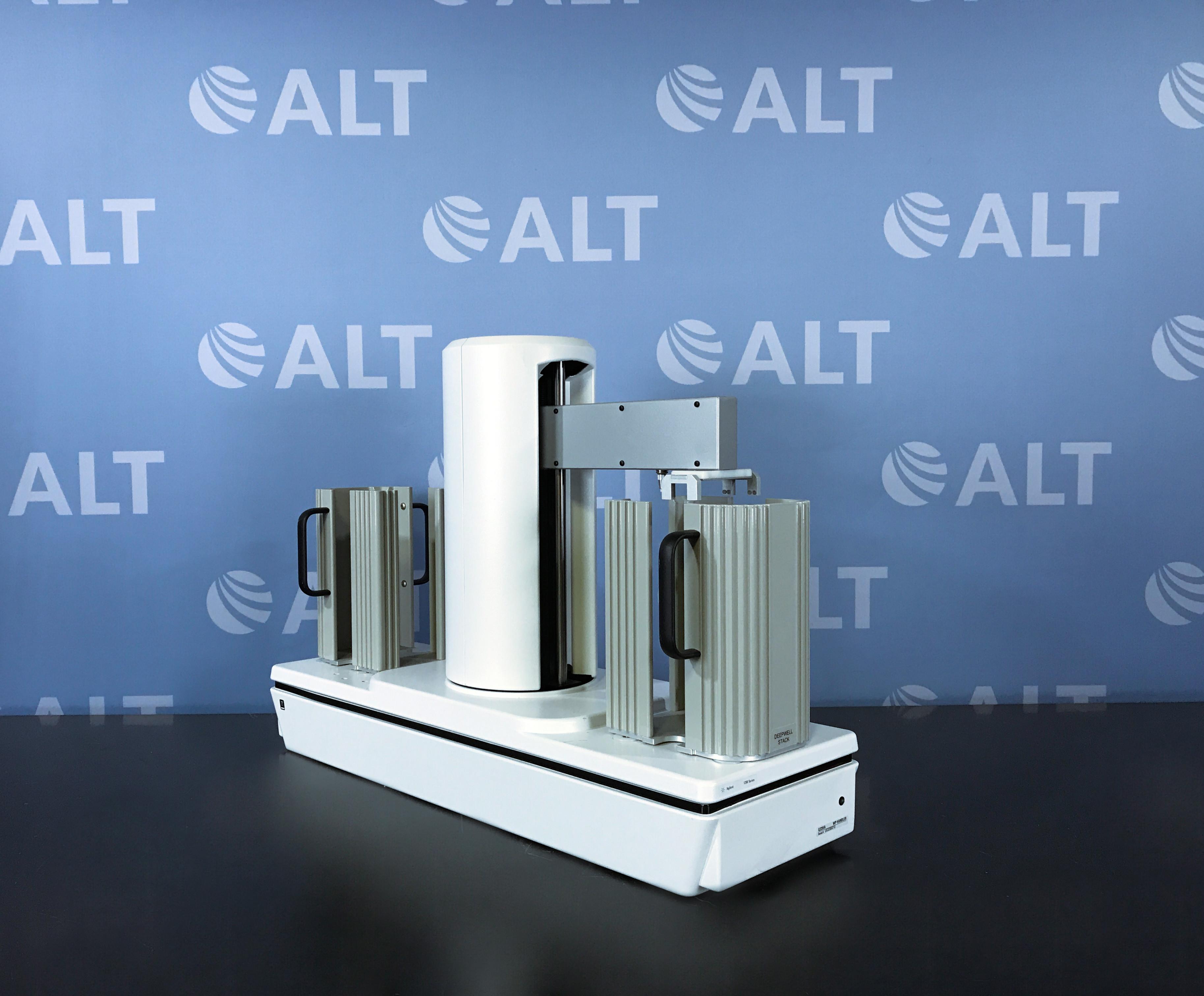 Agilent 1200 Series G2255A Well-plate Handler Image