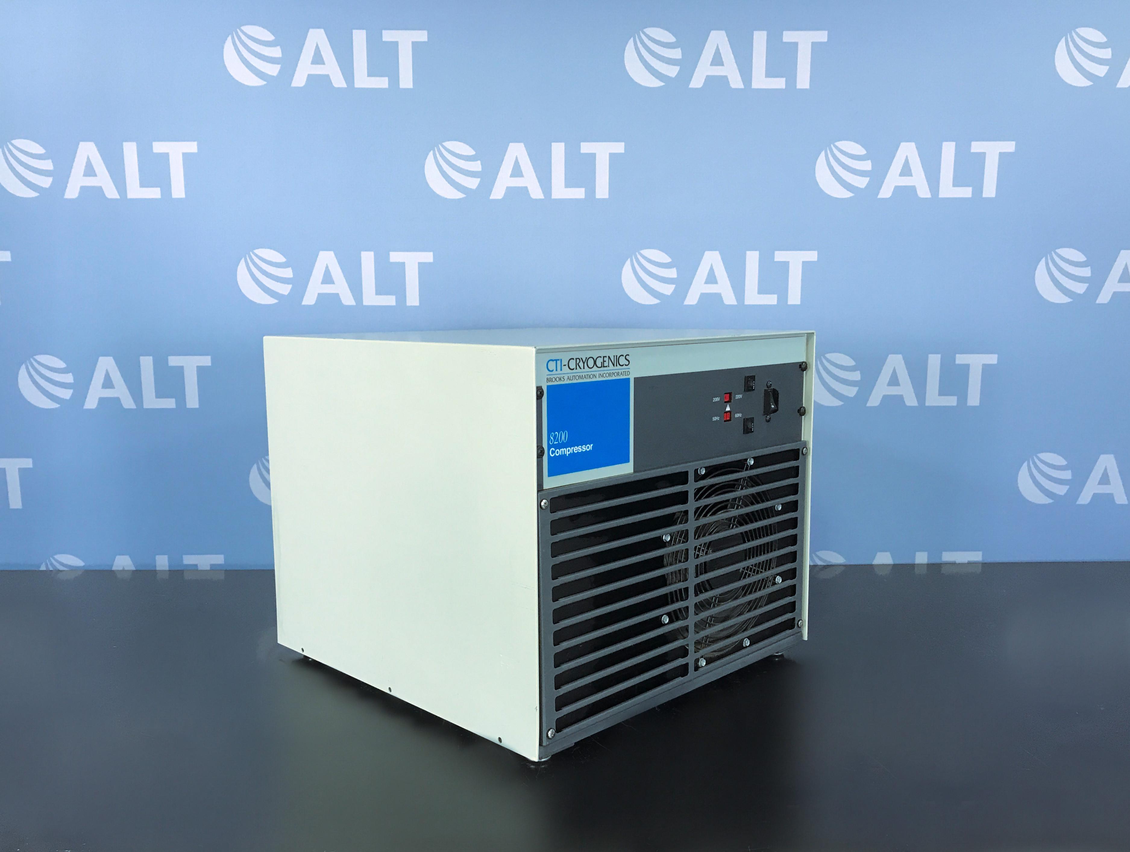 Brooks Automation CTI-Cryogenics 8200 Compressor Image