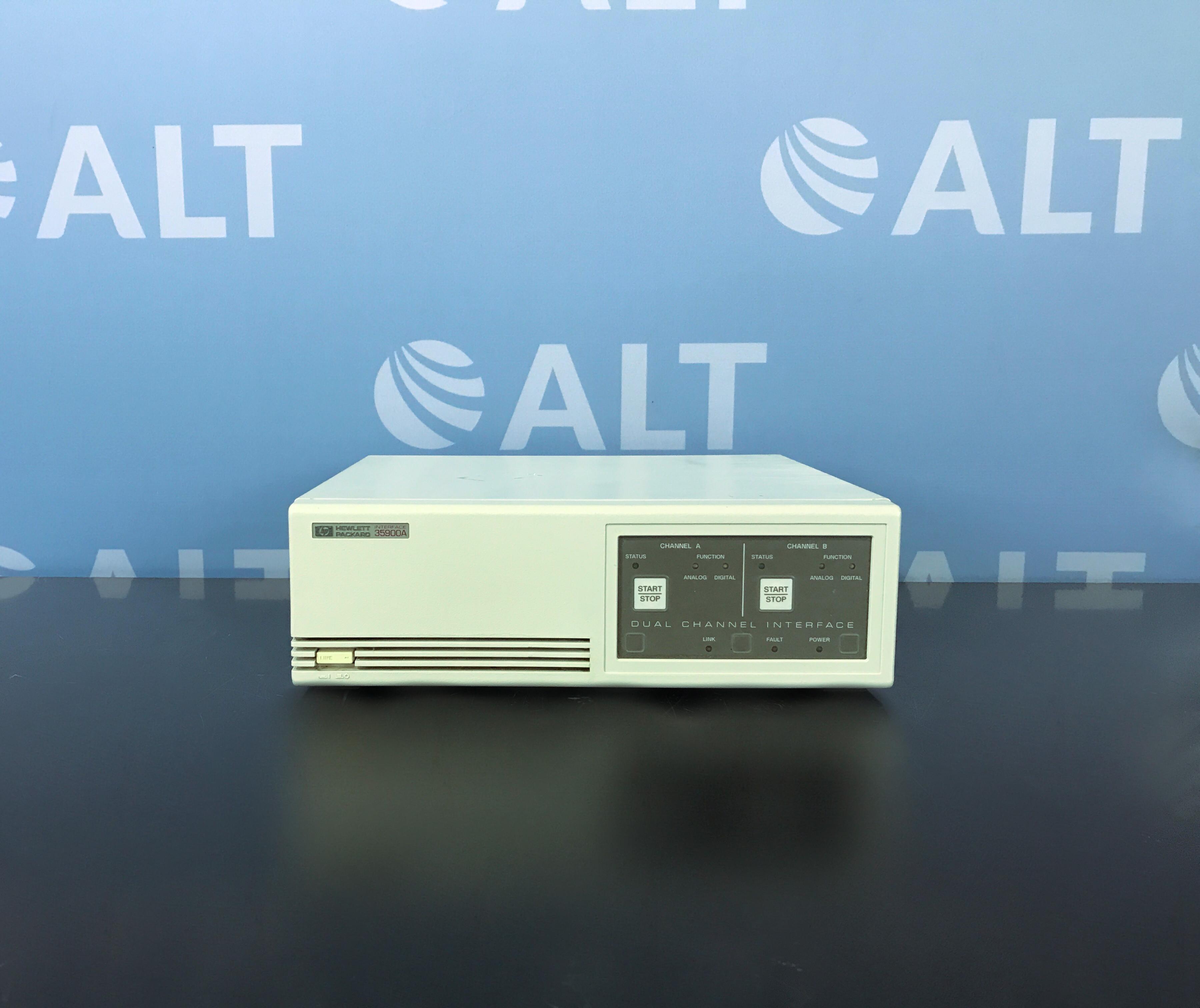 Hewlett Packard 35900A Dual Channel Interface Image