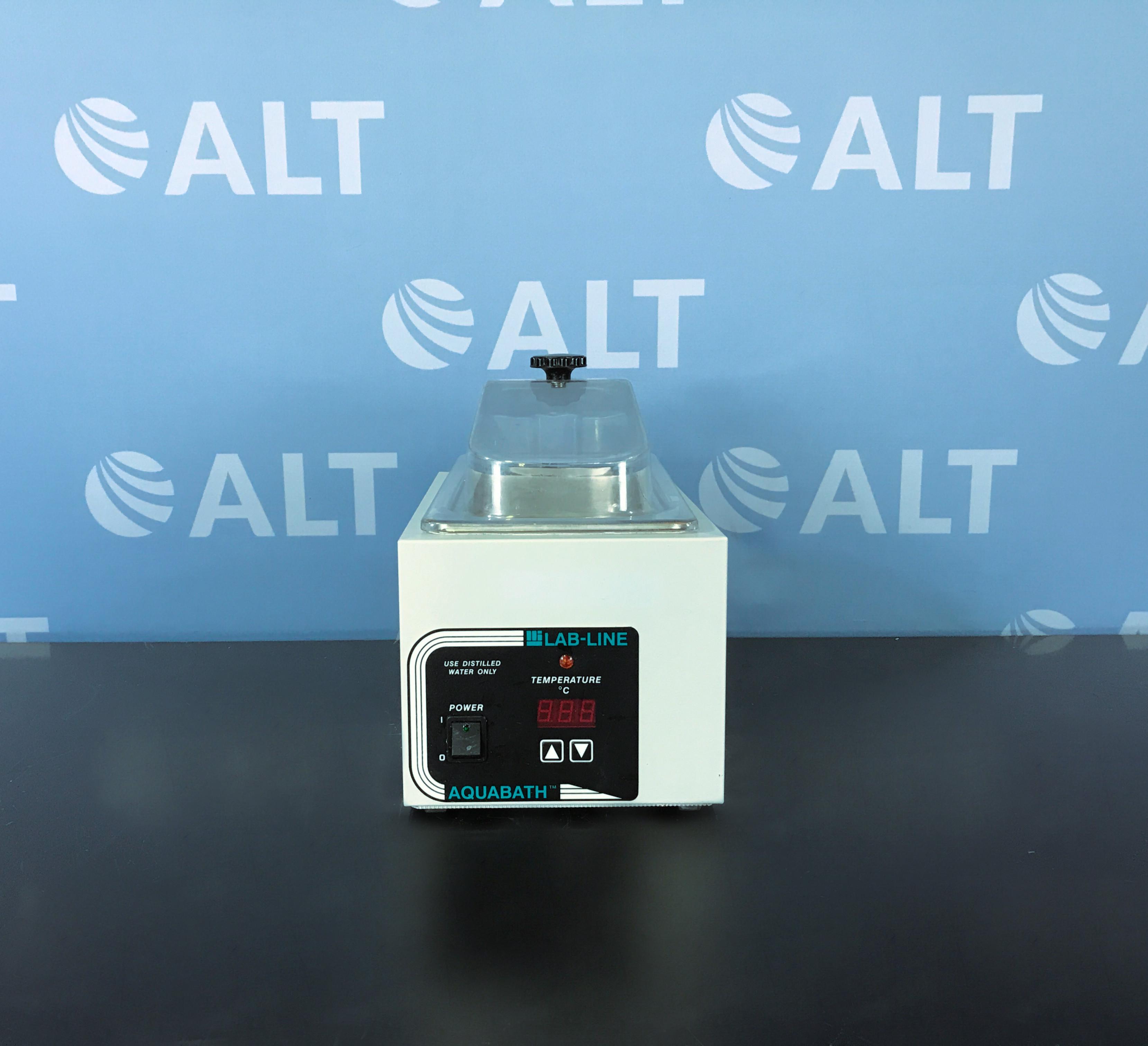 Lab-Line Model 18022 Aquabath General Purpose Waterbath with Digital Display Image