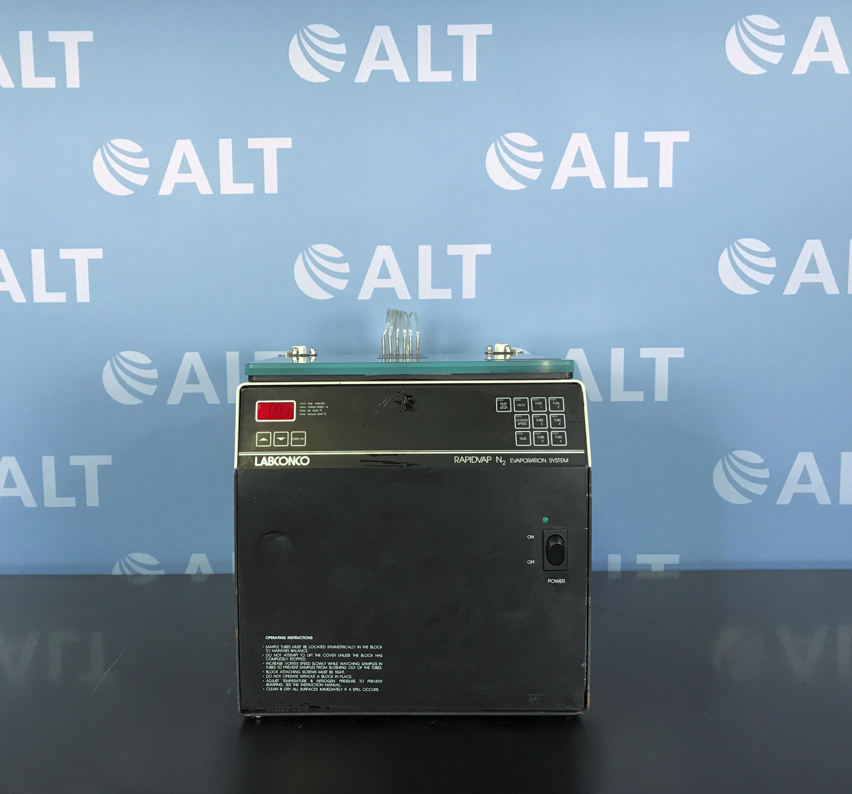 Labconco RapidVap N2 Evaporation System P/N 7910000 Image
