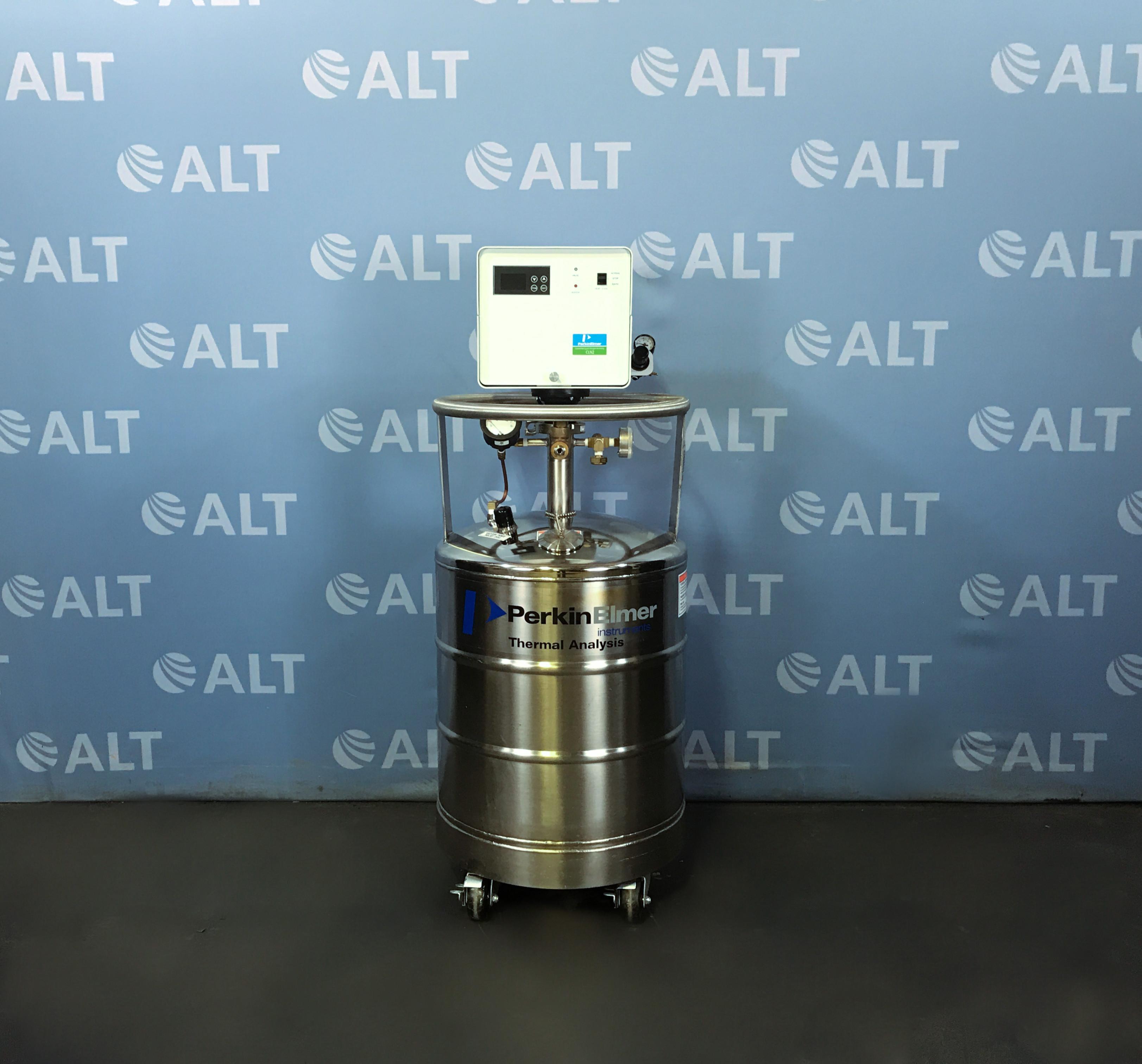 PerkinElmer Cryofill Liquid Nitrogen Cooling System Image