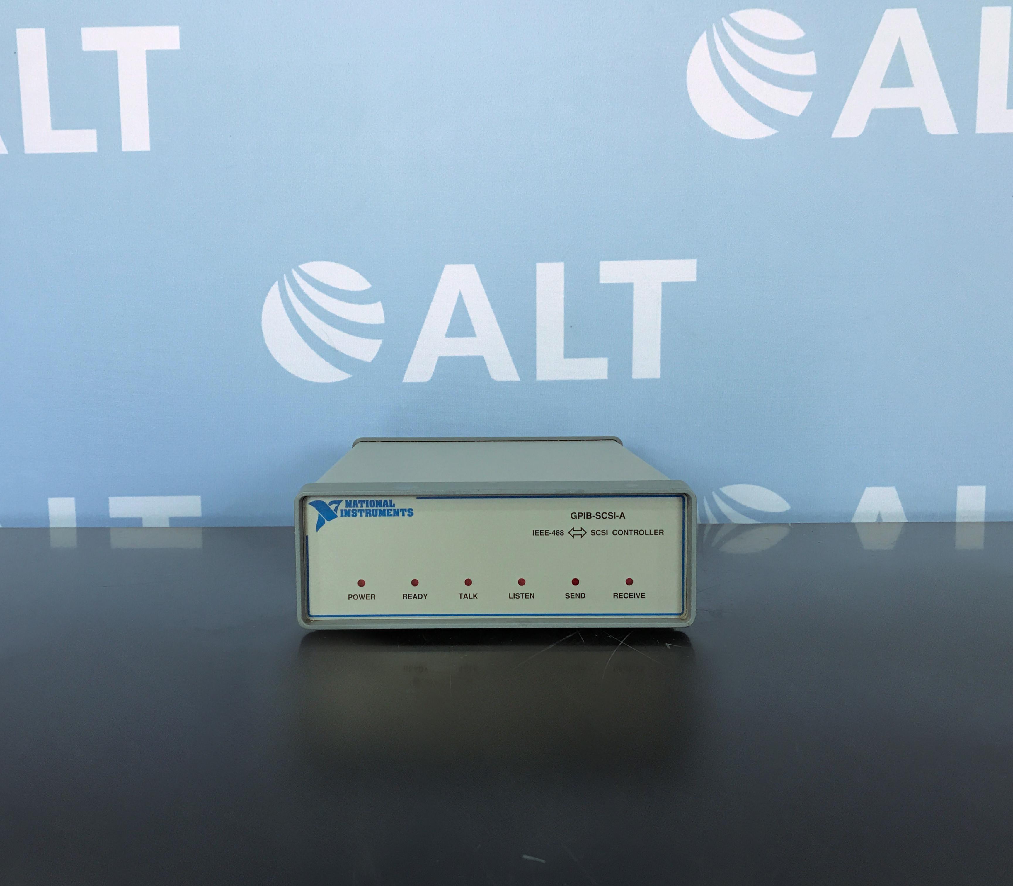 National Instruments GPIB SCSI-A Image