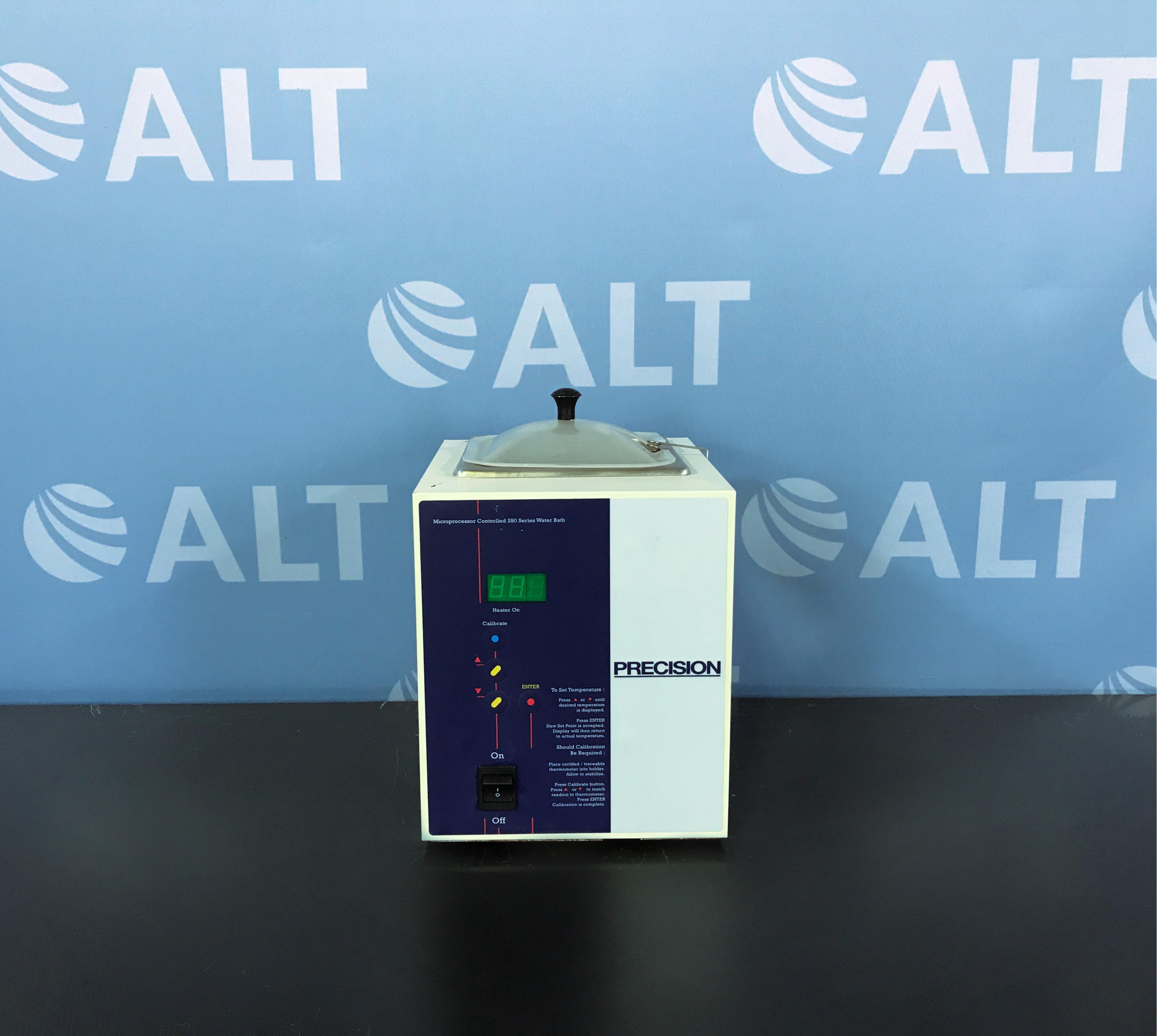 Precision Precision Microprocessor Controlled 280 Series Water Bath Model 2827 Image