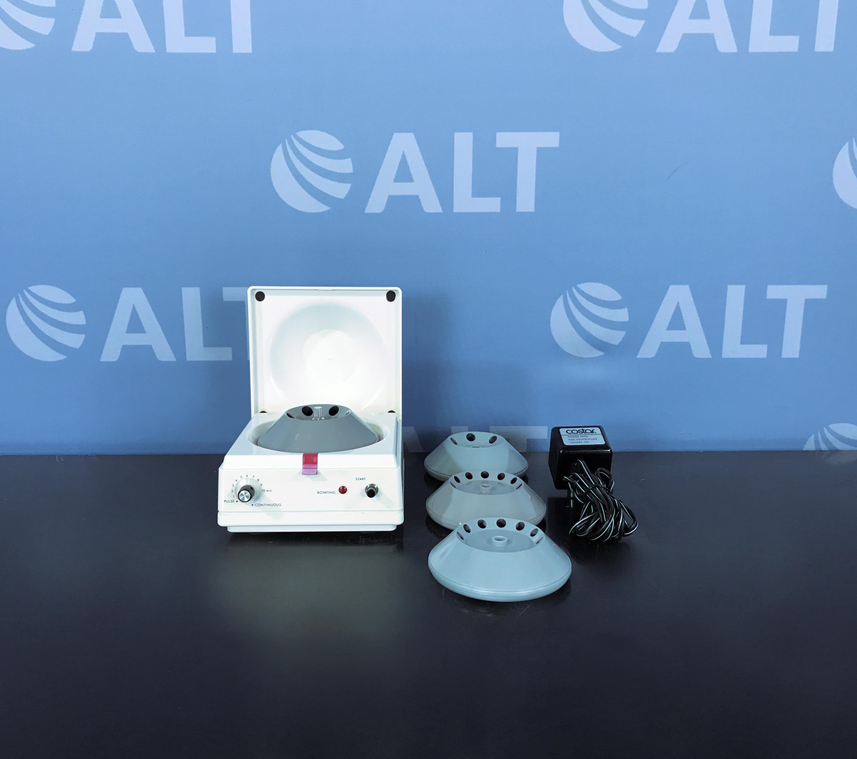 Costar Model 10 Mini Centrifuge Image