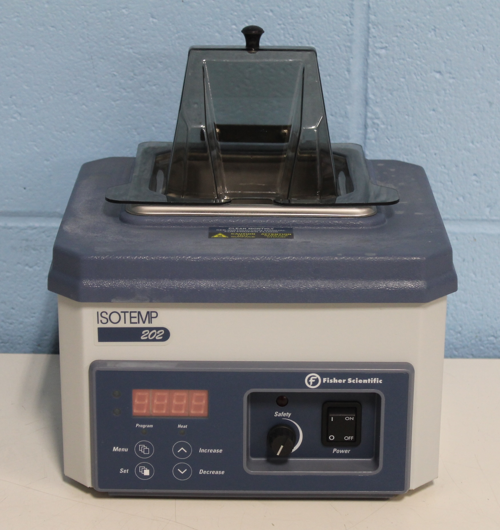 Refurbished Fisher Scientific 202 Isotemp Digital Water Bath 2l
