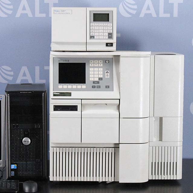 Refurbished Waters Alliance 2695 Hplc With 2487 Dual