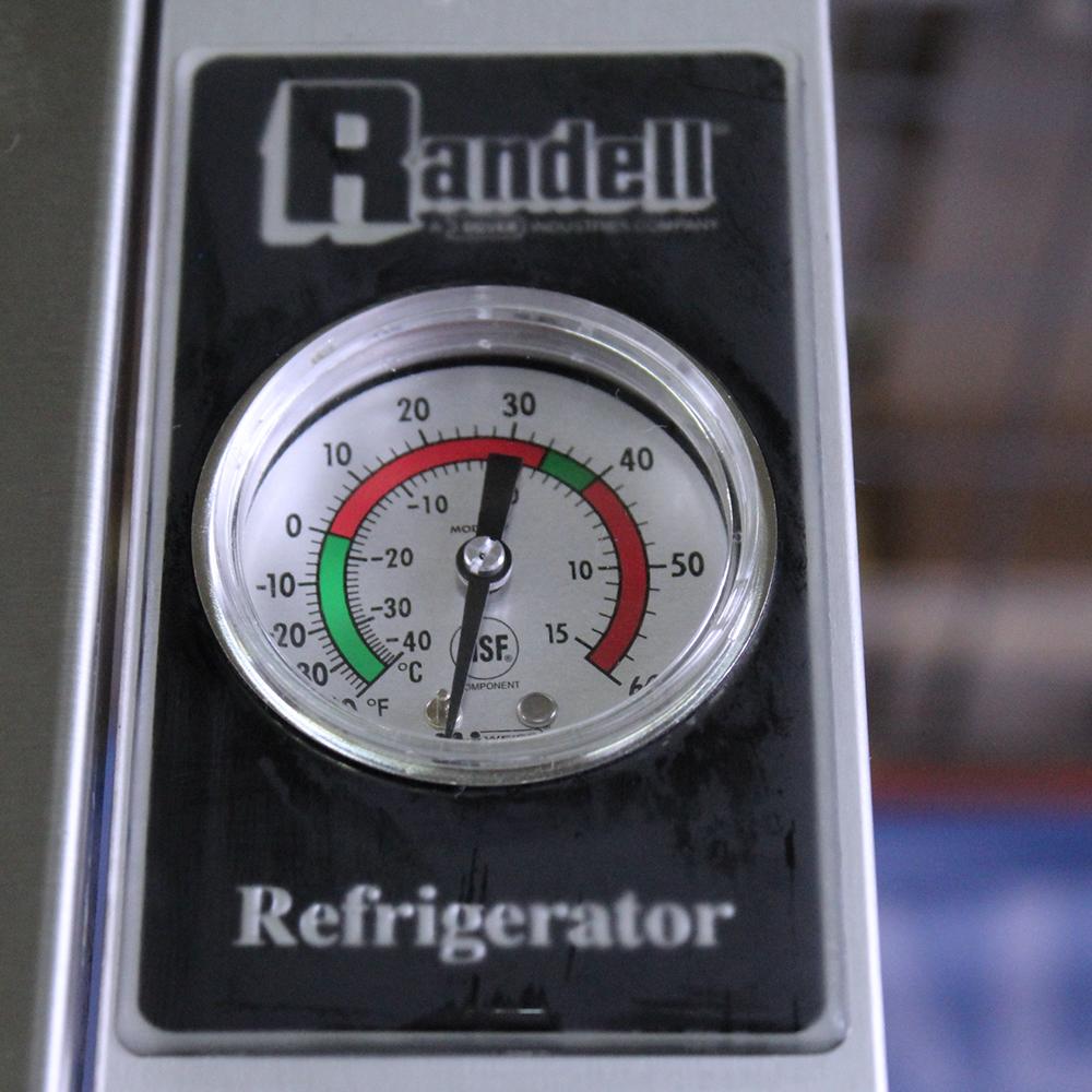 Refurbished Randell Model 2020m Standard 46 Cu Ft Reach