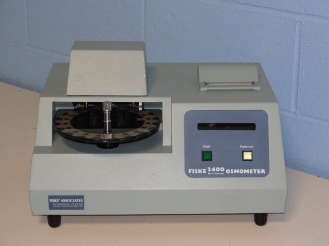 Fiske 2400 Multi-Sample Osmometer Image
