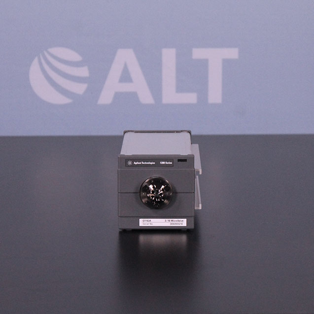 Agilent Technologies G1163A Two-Position Ten-Port Valve Assembly Image