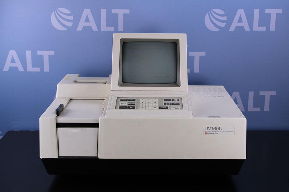 Shimadzu UV160U Spectrophotometer Image