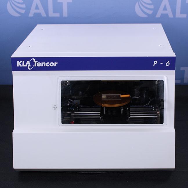 KLA  P-6 Tencor Surface Profiler Image